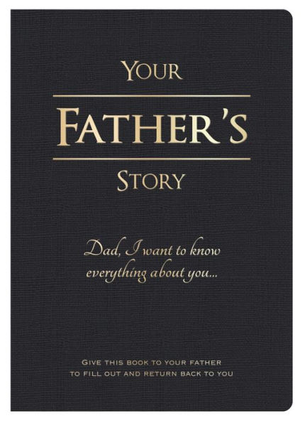 Your Father's Story Journal