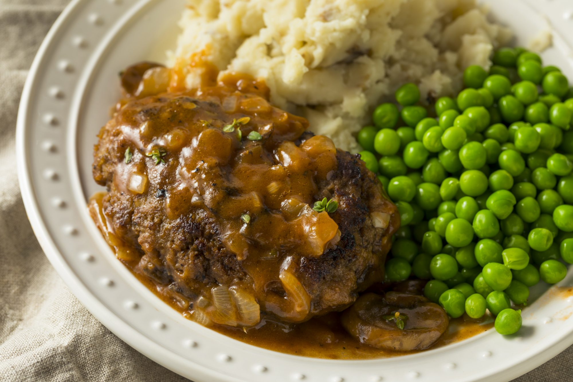 Salisbury Steak Ree Drummond Pioneer Woman