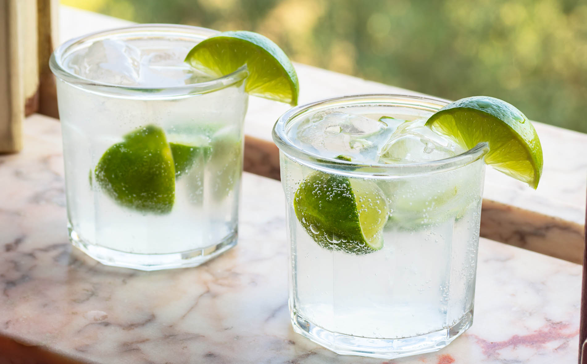 Texas Ranch Water Cocktail