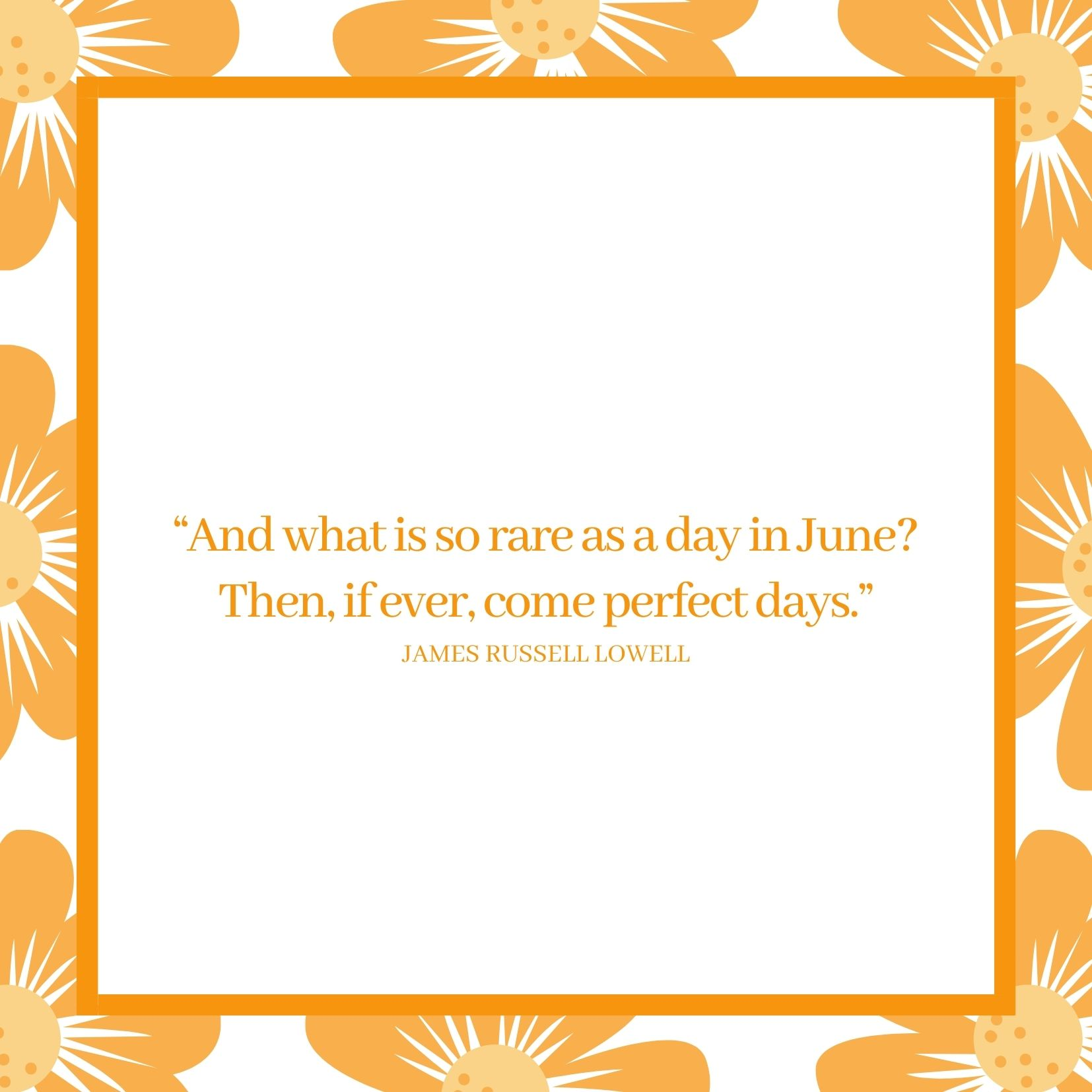 June Quotes: James Russell Lowell