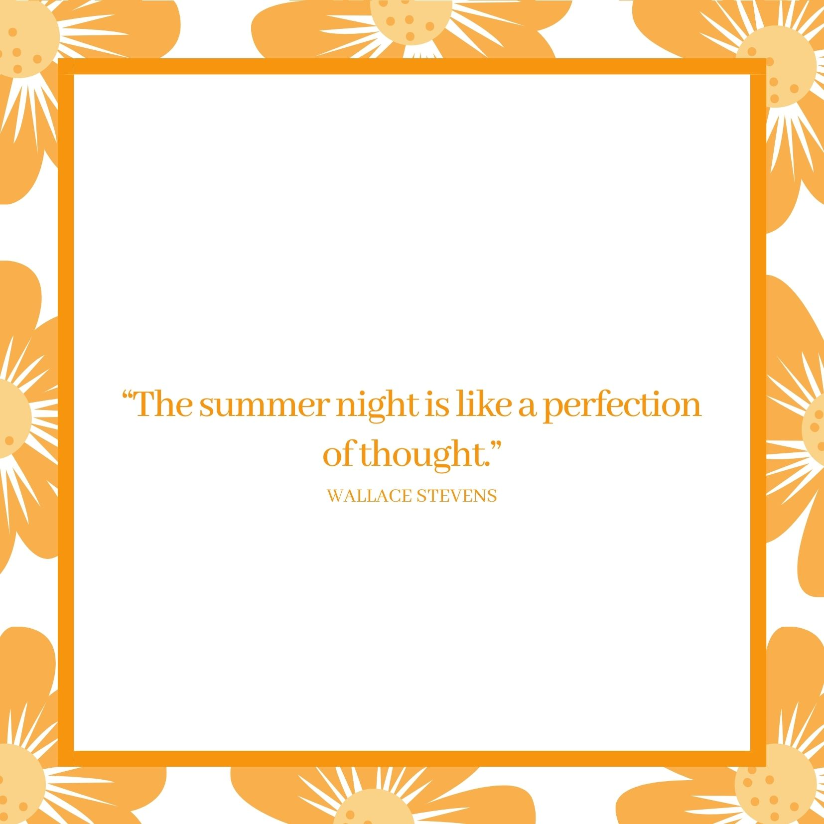 June Quotes: Wallace Stevens