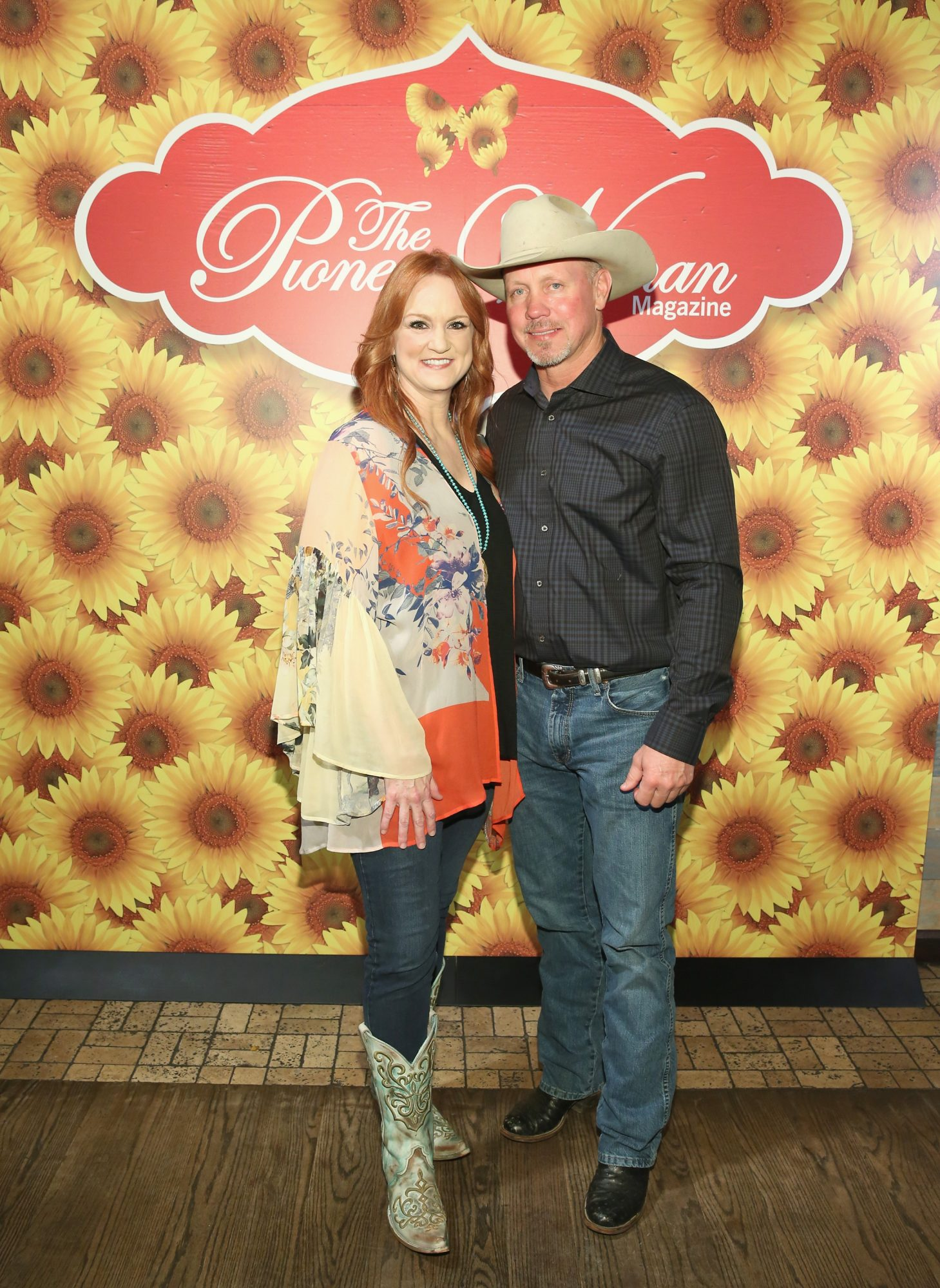 Ladd and Ree Drummond