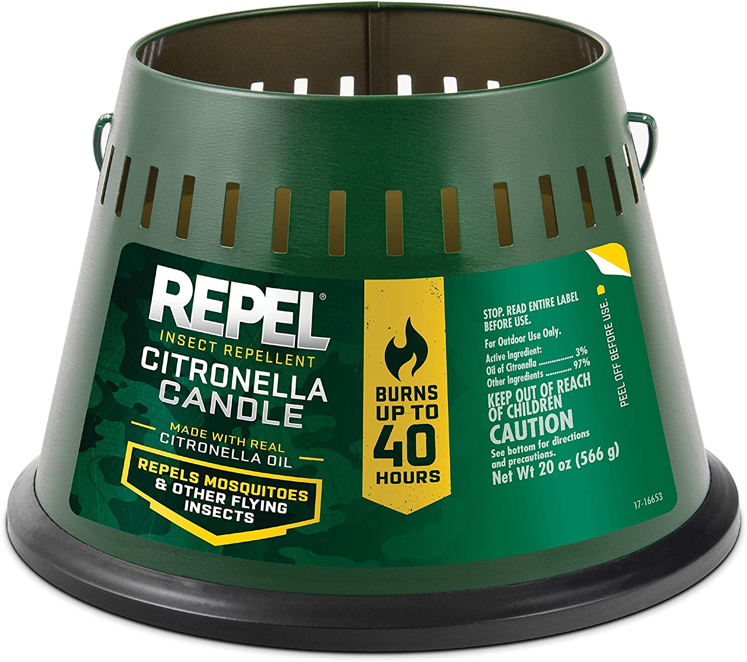 Best Budget Citronella Candle: Repel Insect Repellent Citronella Candle