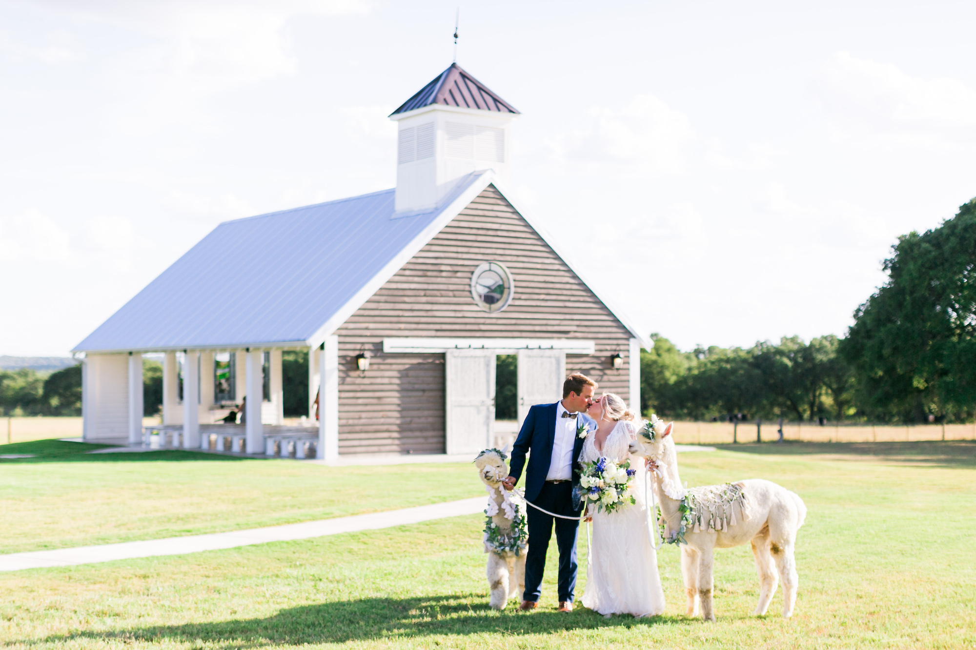 Wedding at Featherstone Ranch in Fredericksburg Texas by Lori Blythe Photography