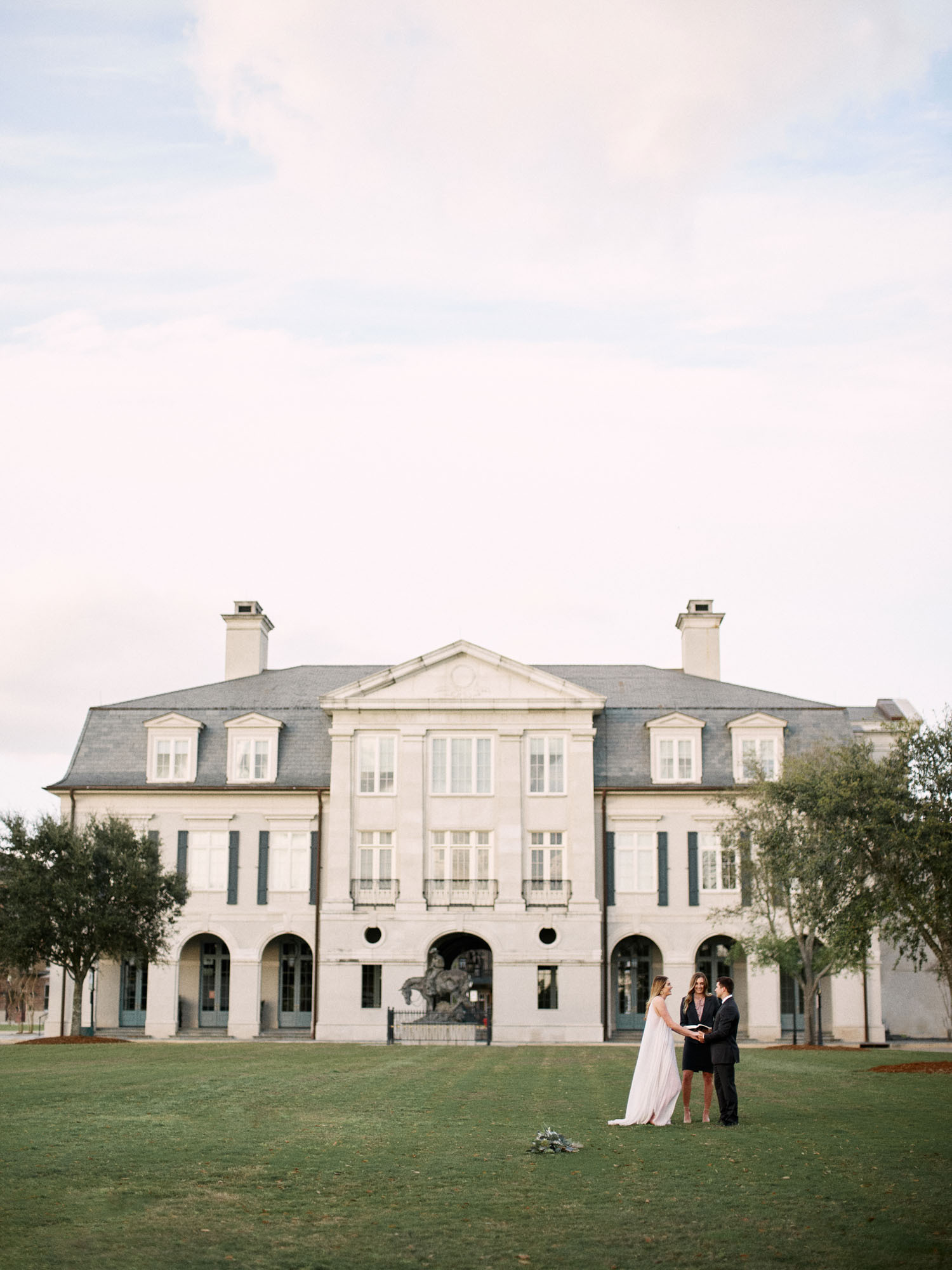 Wedding in Lake Charles Louisiana by Emily Fuselier Photography