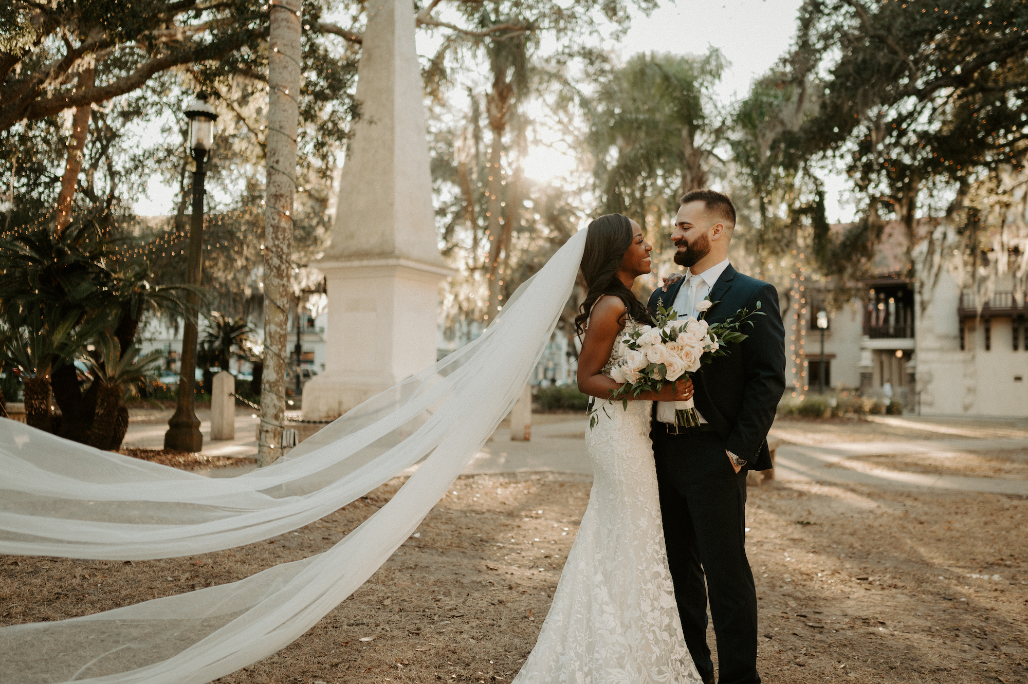 Wedding in St. Augustine Florida by Lunic Visuals