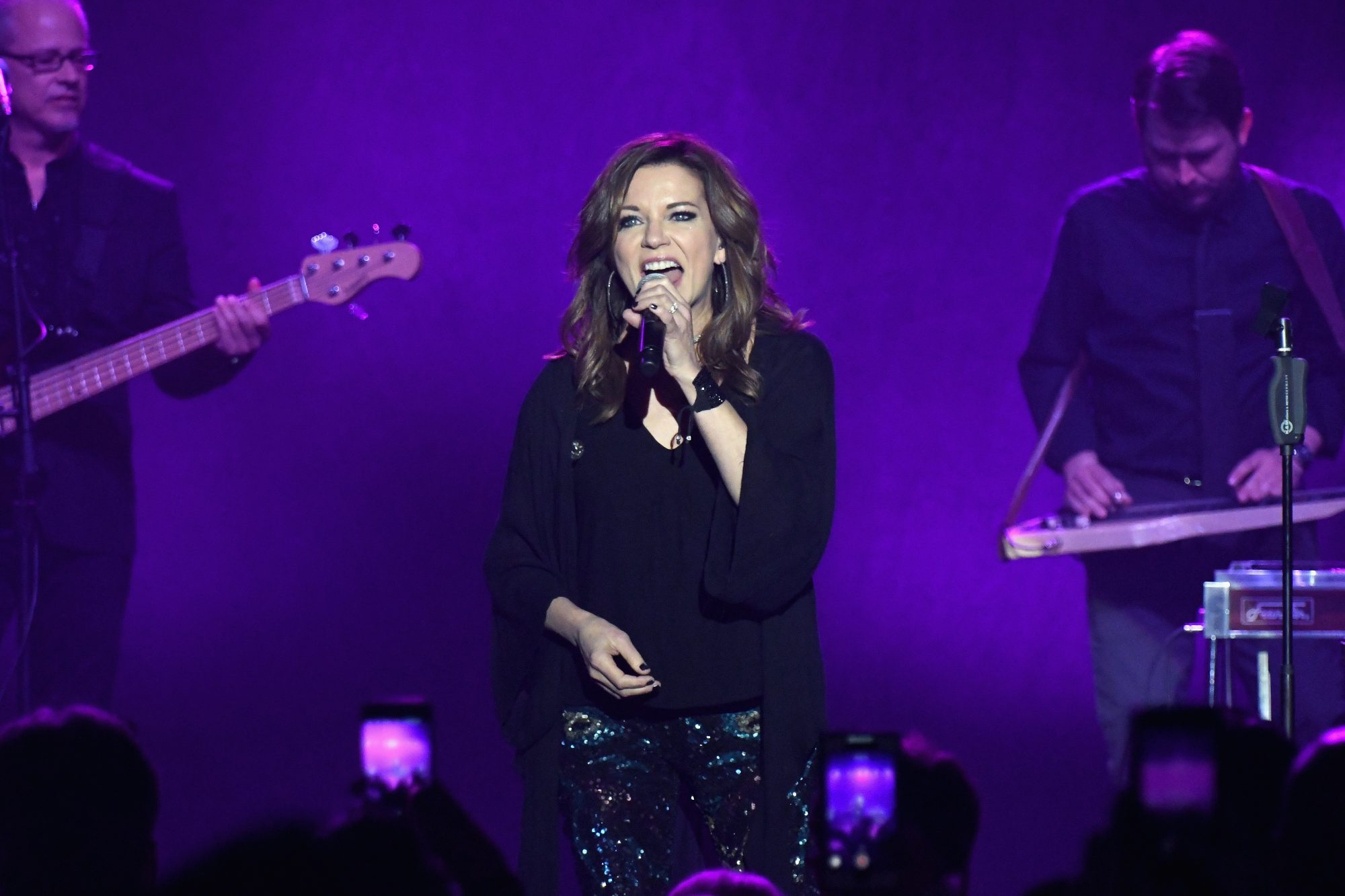 Martina McBride Taste Of The NFL Celebrates 28th Anniversary Of Party With A Purpose At The Cobb Galleria Centre In Atlanta