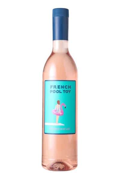 French Pool Toy Rosé