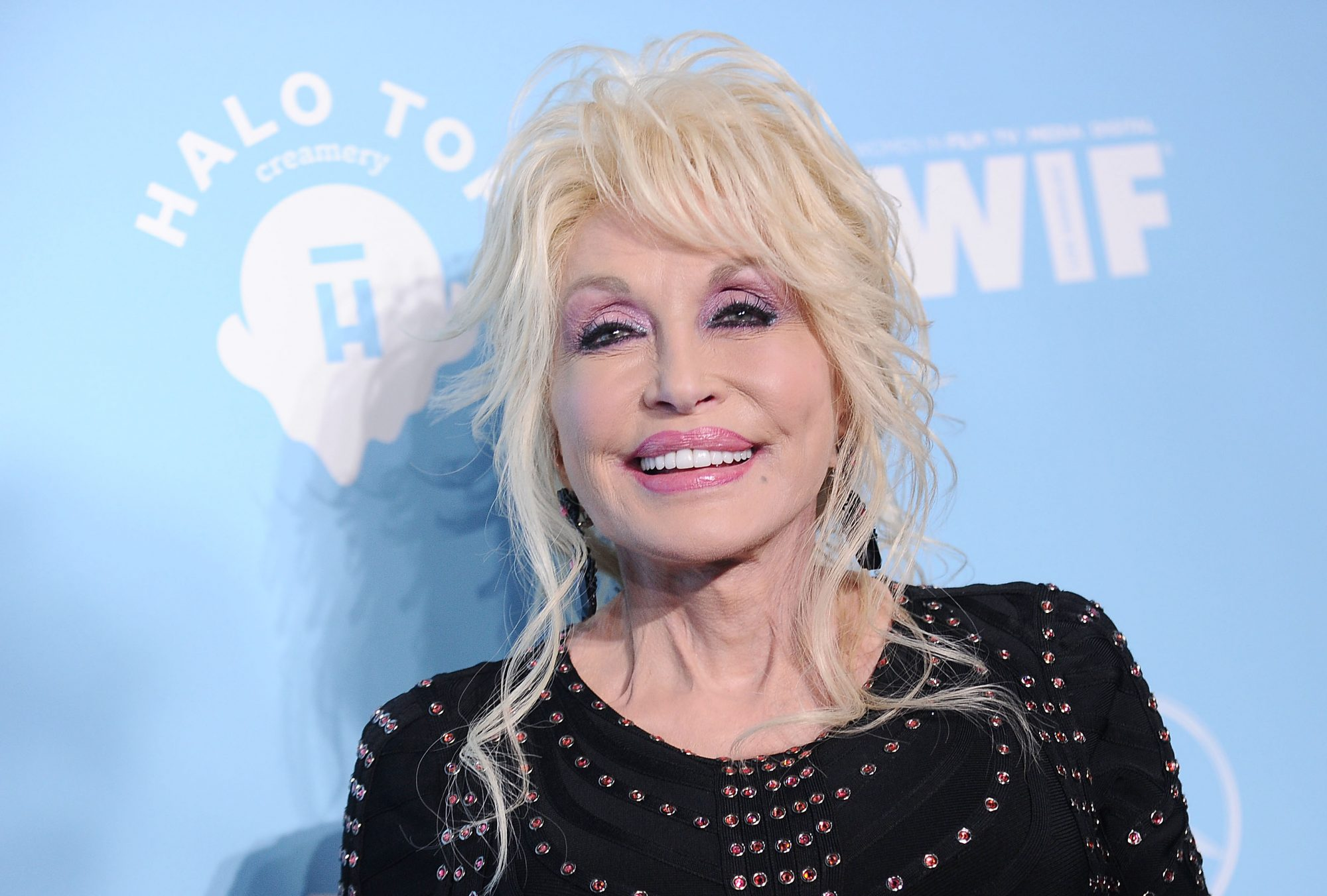 Dolly Parton Variety And Women In Film's 2017 Pre-Emmy Celebration - Arrivals