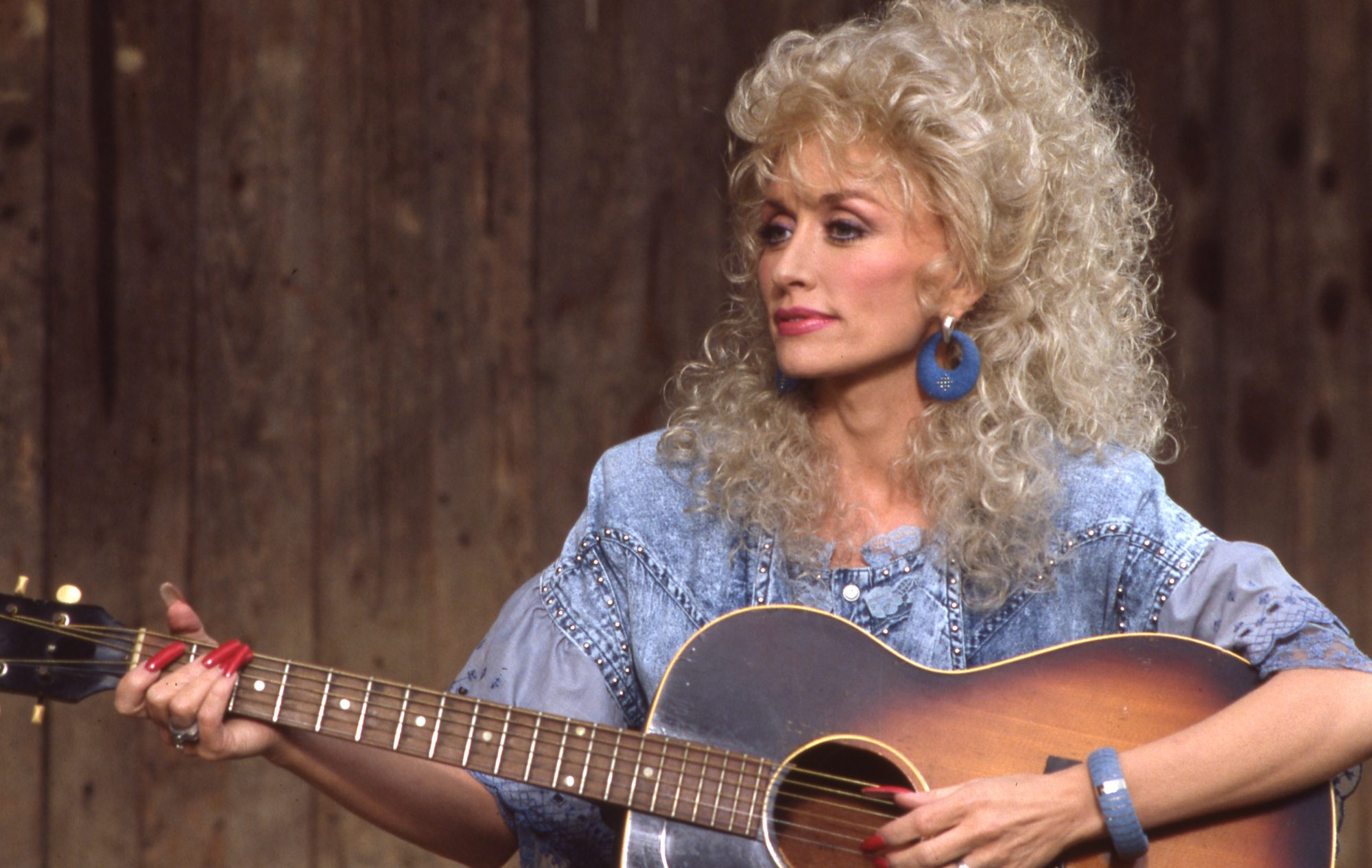 Dolly Parton Disney ABC Television Group Archive