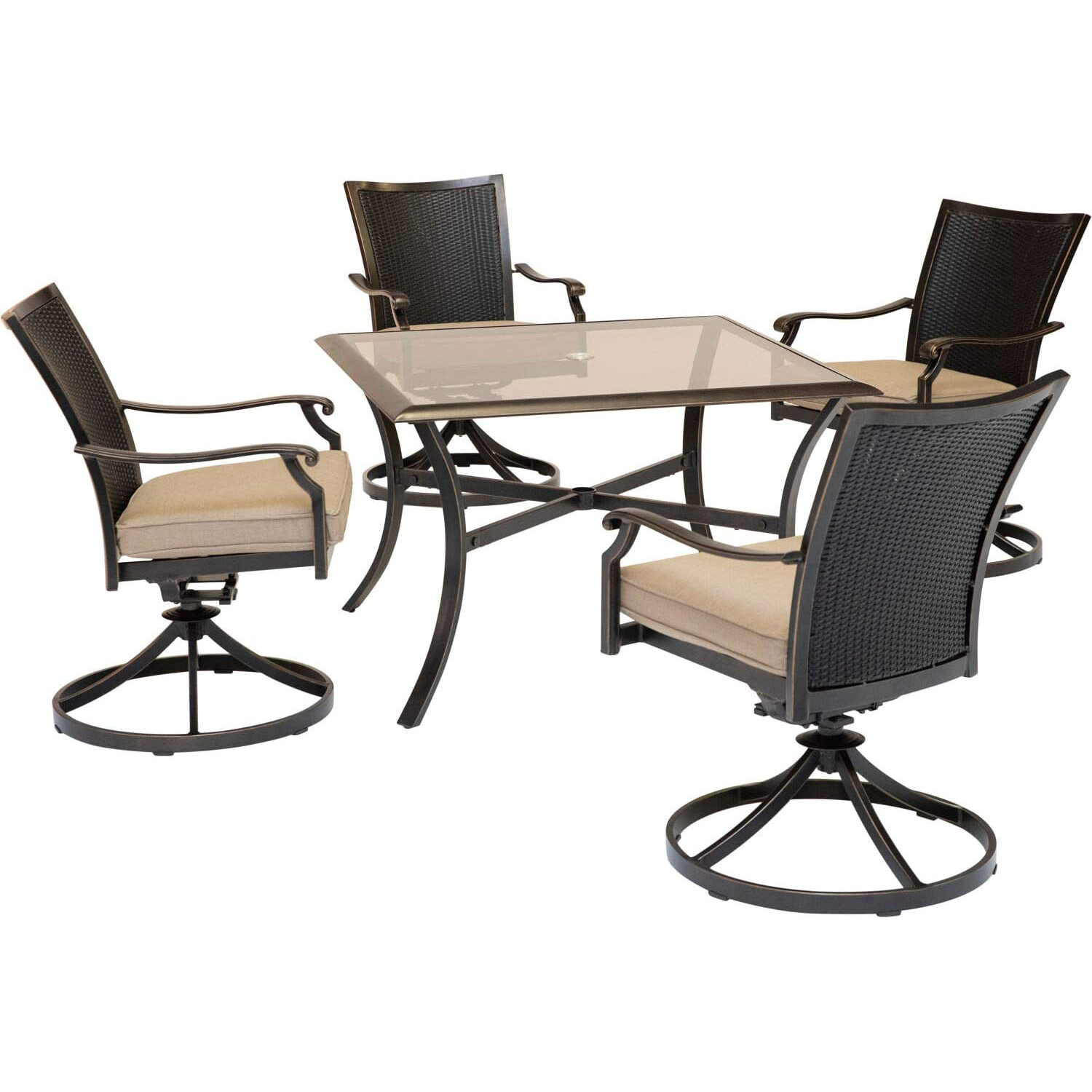 Hanover Traditions outdoor dining set