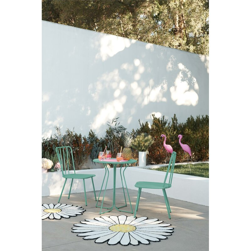Outdoor Furniture Two-Seat Bistro Set from Wayfair