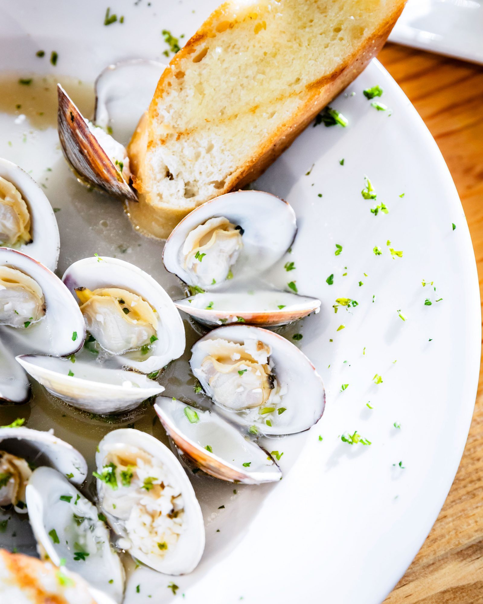 Drunken Clams at Cape Charles Brewing Company