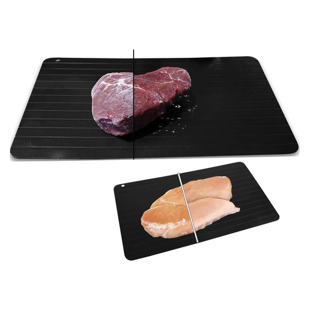 Evelots Quick-Thaw Defrosting Tray