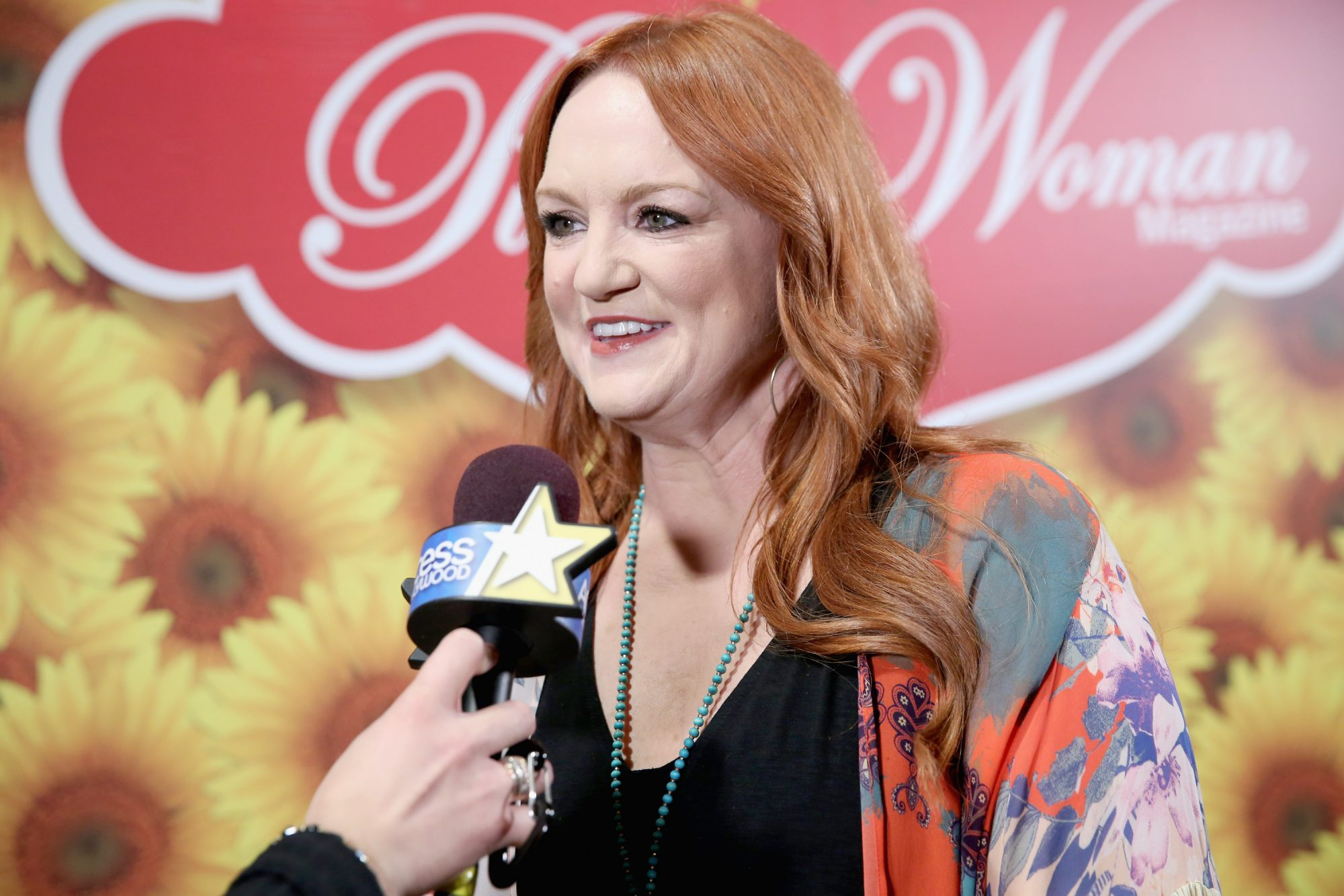 Ree Drummond The Pioneer Woman Magazine Celebration with Ree Drummond