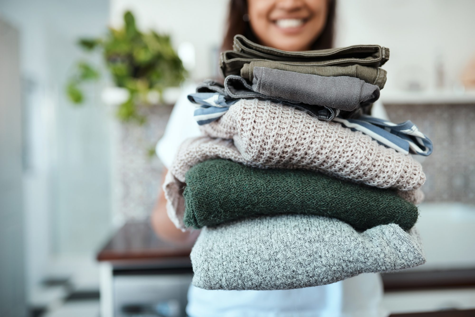 How to Remove Mildew and Musty Smells from Clothes