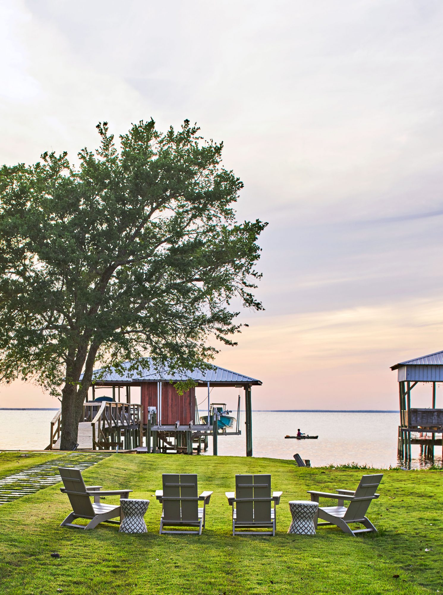 Fairhope Cottage Bay View