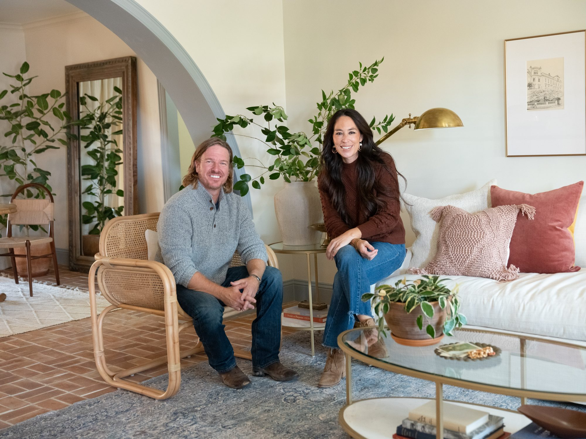 Fixer Upper Welcome Home Chip and Joanna Gaines