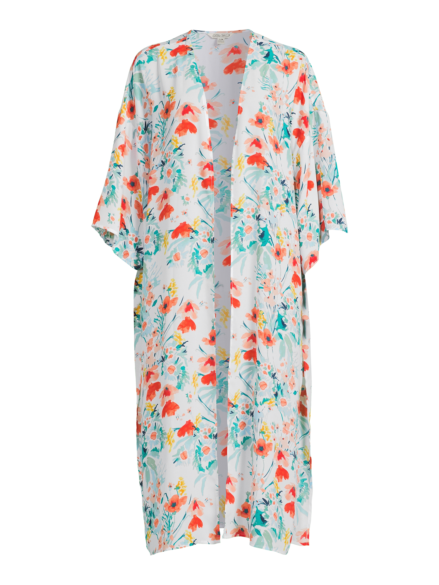 The Pioneer Woman Floral Open-Front Duster