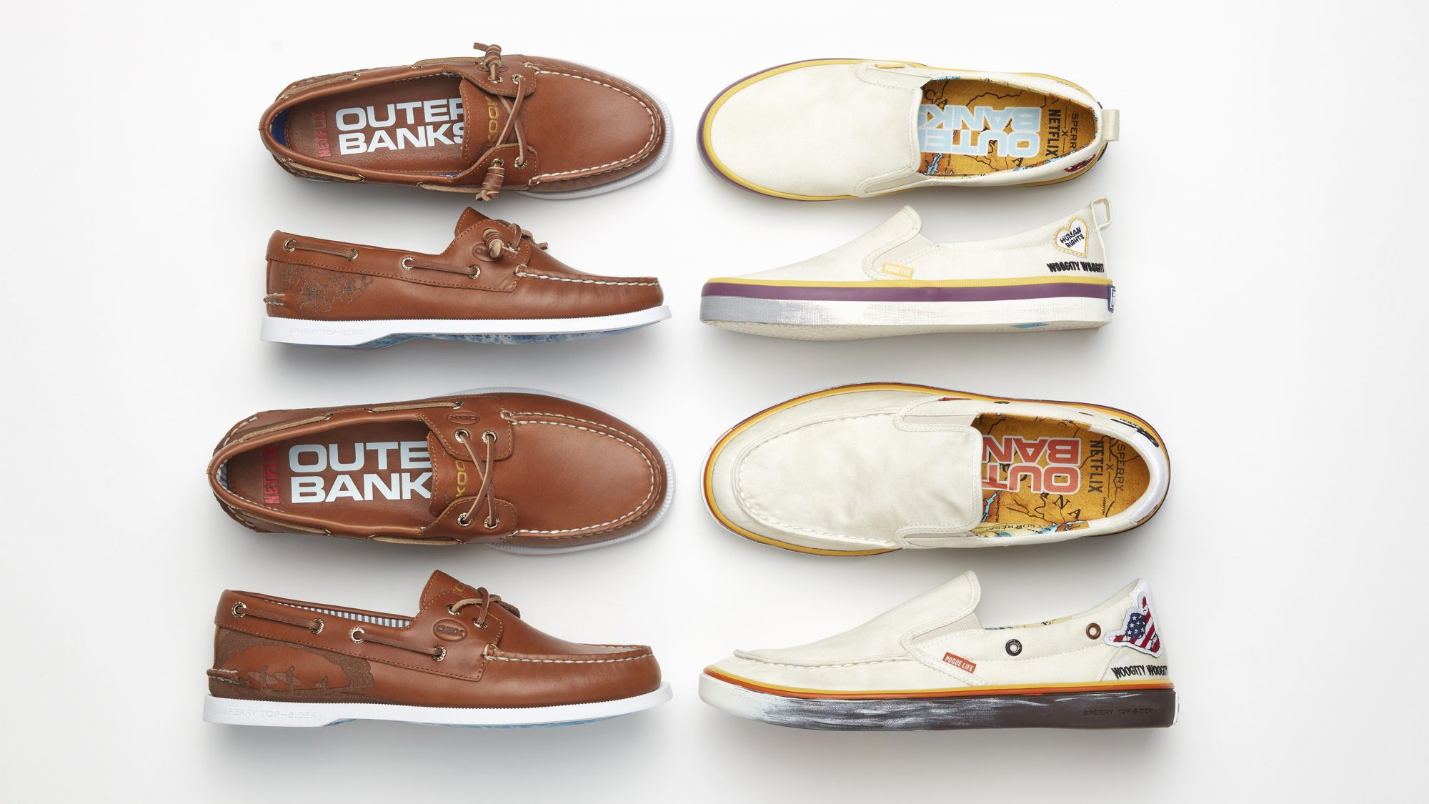 Sperry Outer Banks Collection