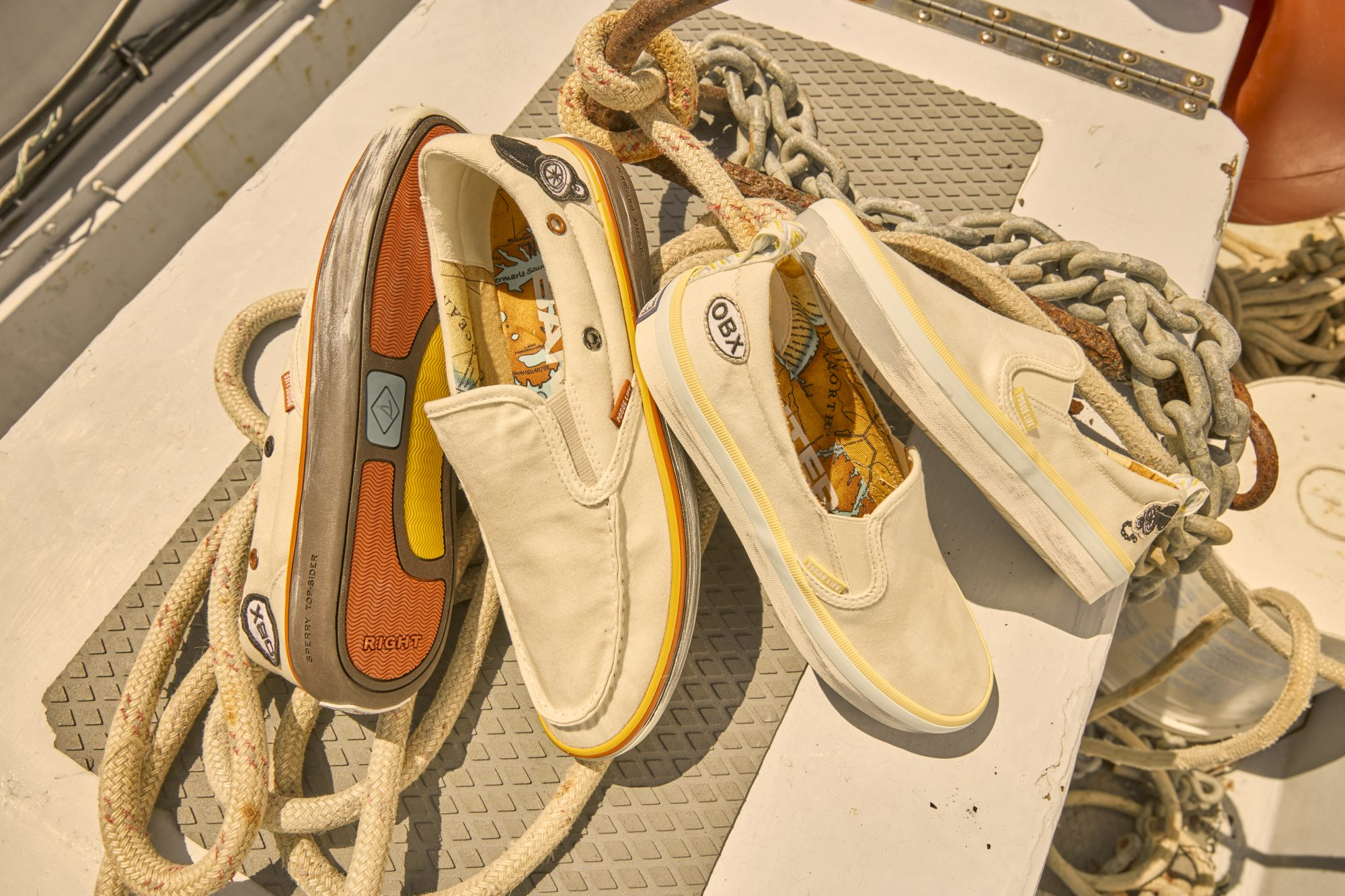 Sperry Crest Vibe sneaker Outer Banks