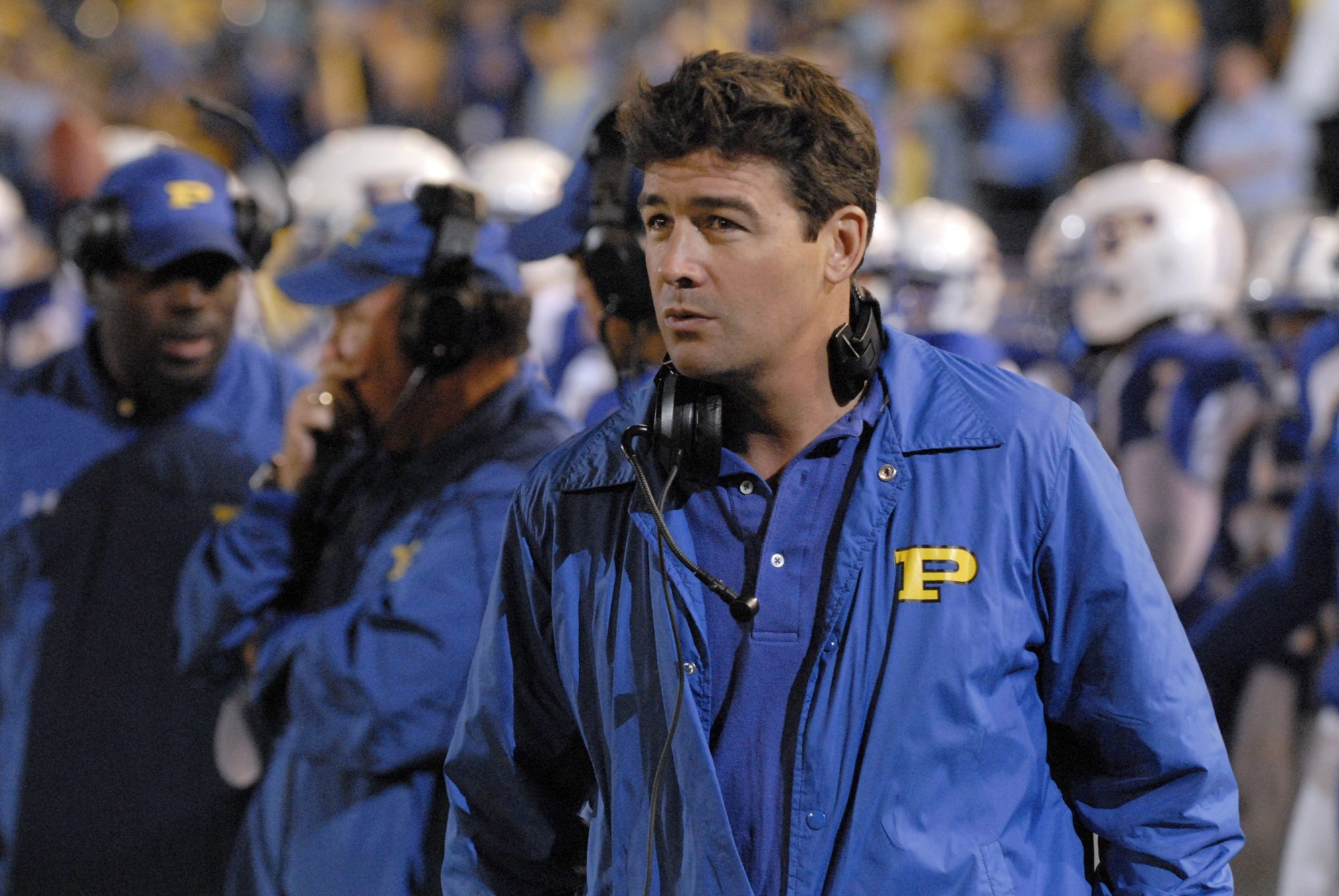 FRIDAY NIGHT LIGHTS, Kyle Chandler, 'Game Of The Week', (Season 3, episode 309, aired Dec. 3, 2008)
