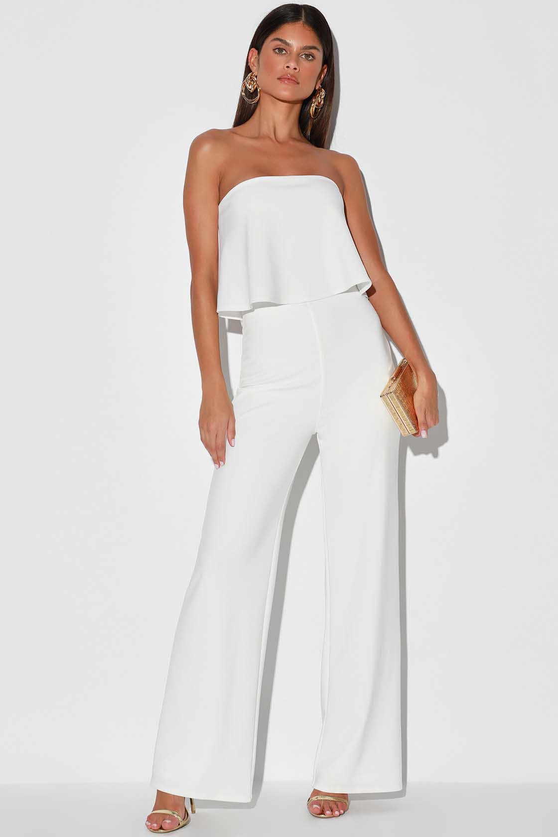 Lulus What Lover Do Jumpsuit