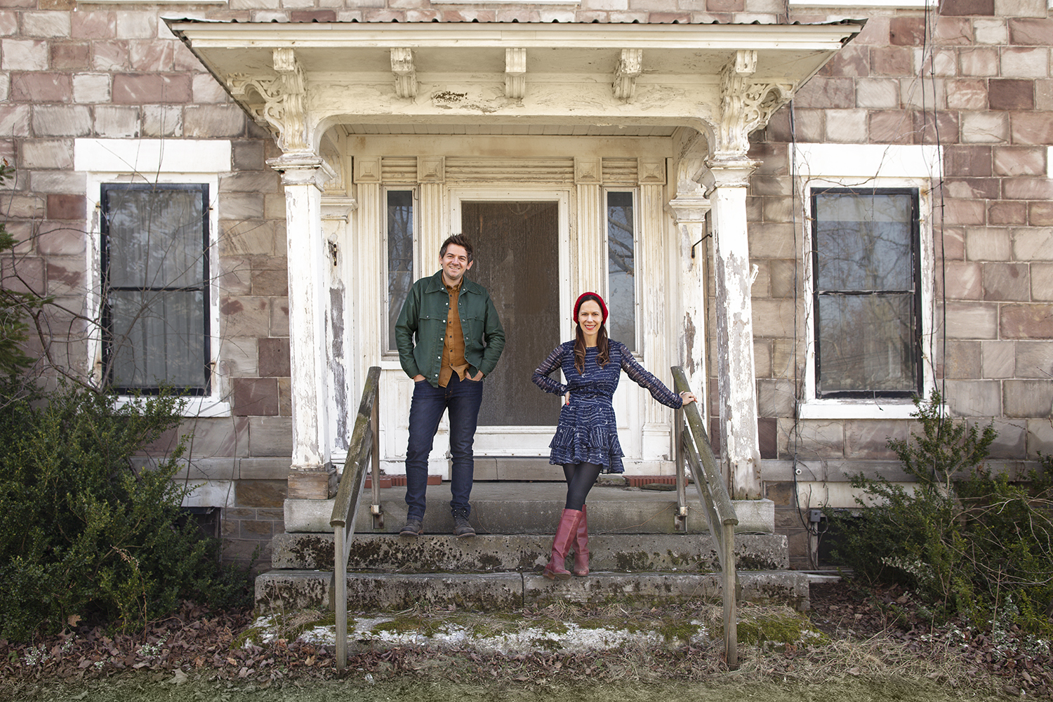 Ethan and Elizabeth Finkelstein Cheap Old Houses