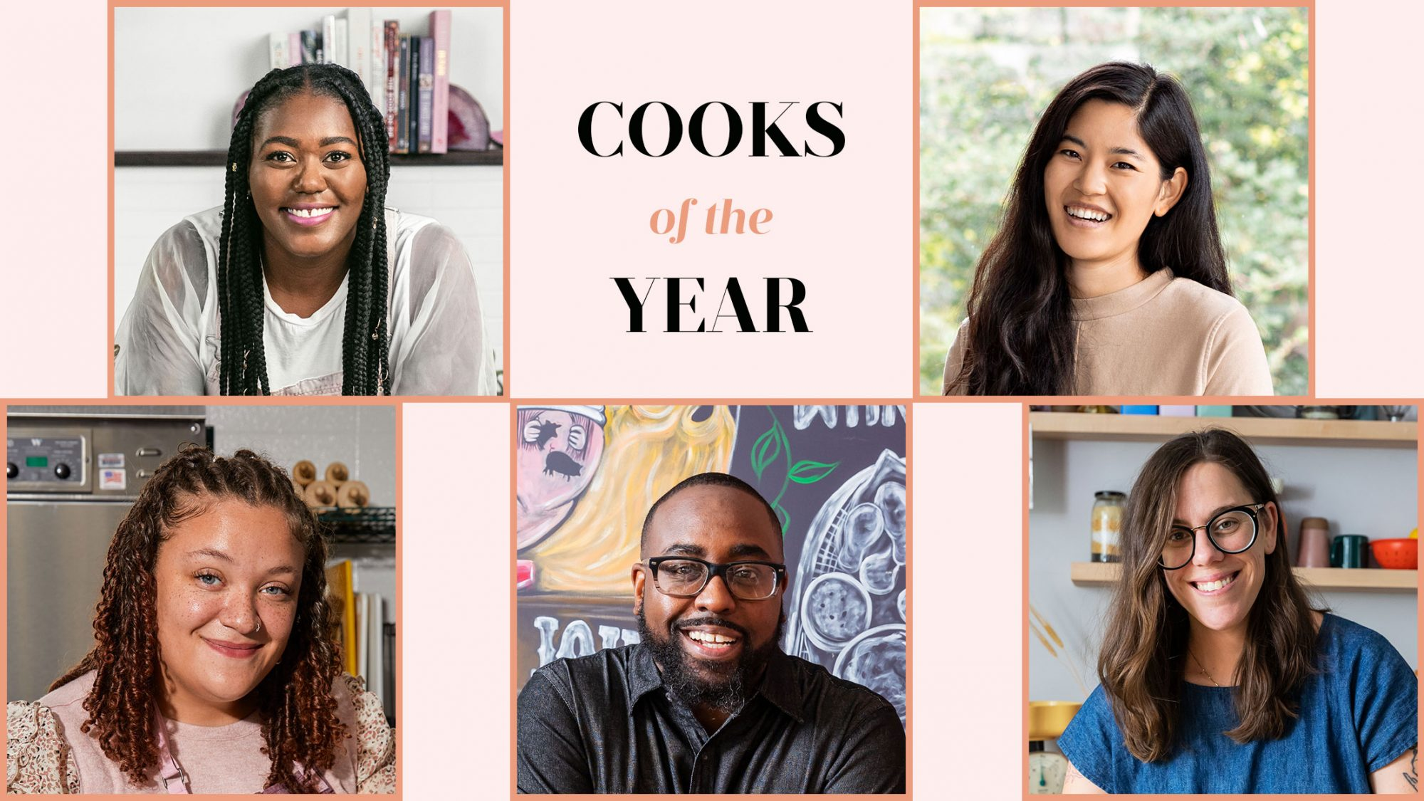 2021 Cooks of the Year