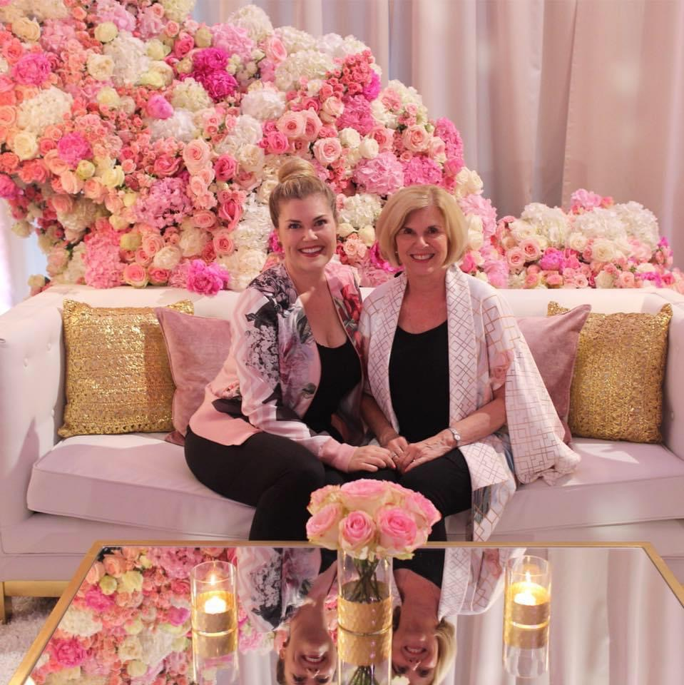 Cathy and Catherine Wayman of C.Wayman Floral and Events