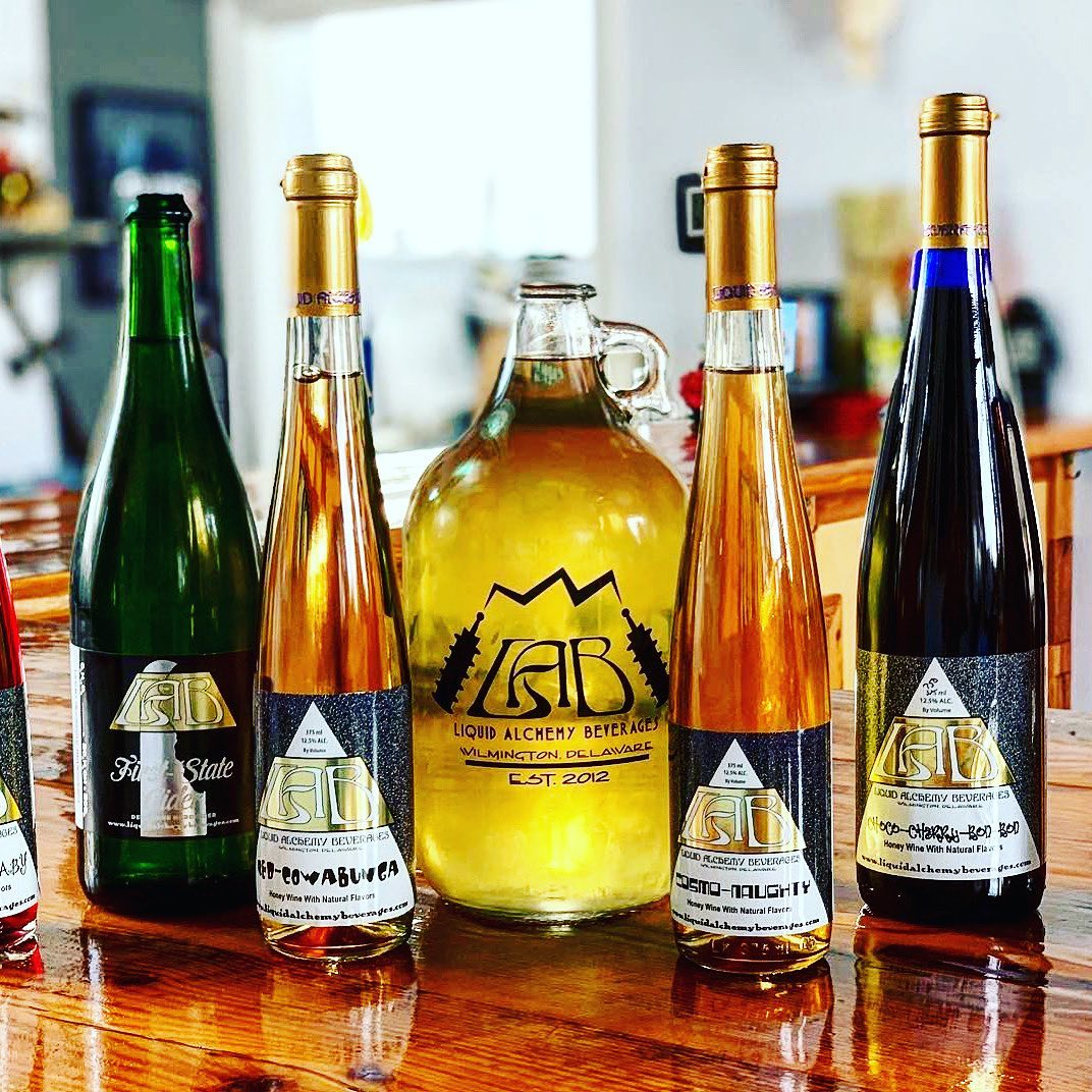Liquid Alchemy Cider and Mead