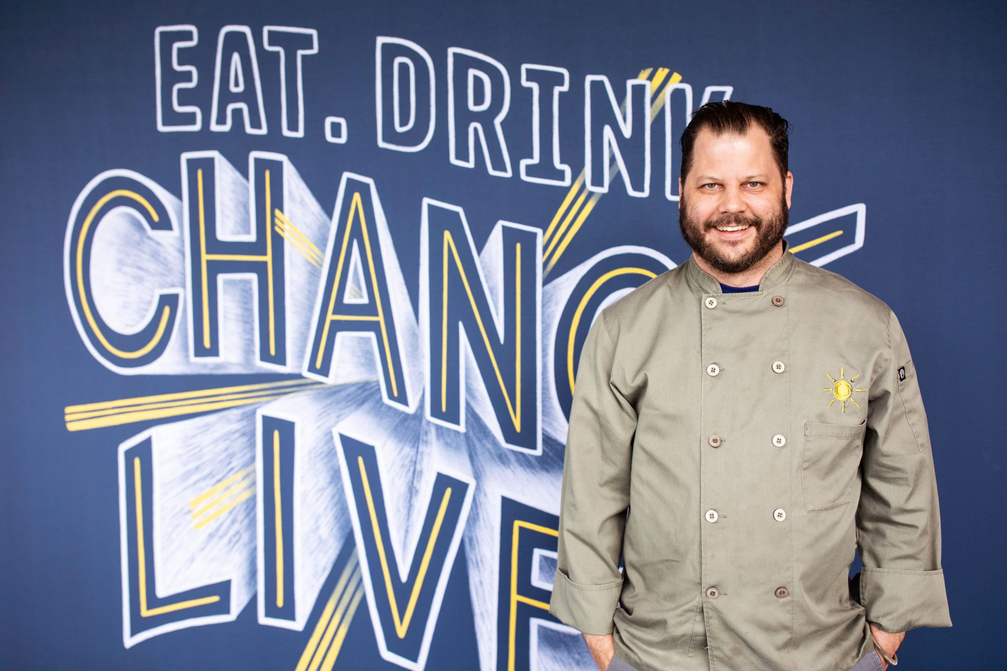 Chad Houser of Momentum Cafe