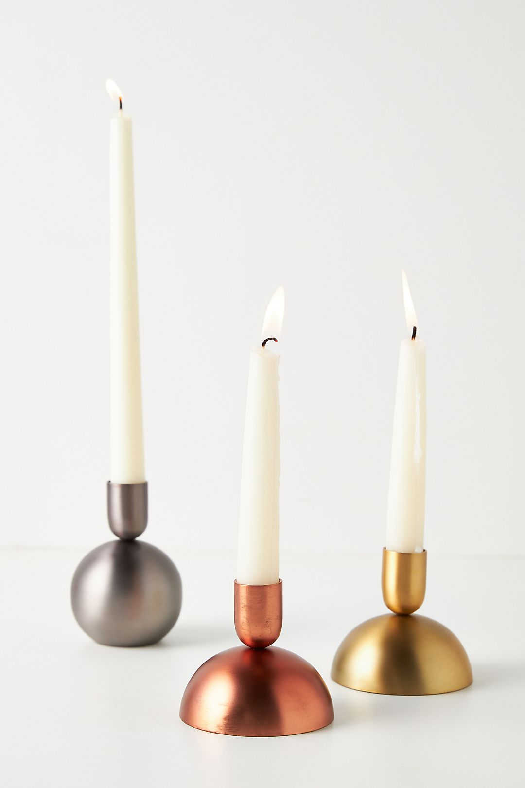 Realm Taper Candle Holder