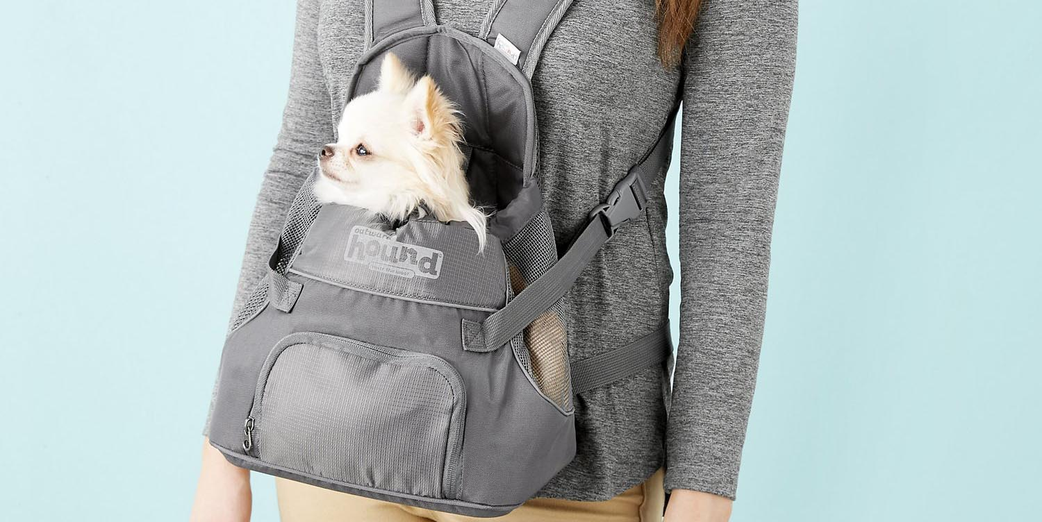 PoochPouch Dog Front Carrier Backpack