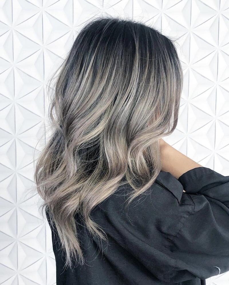Ash Grey Hair Color Ideas To Inspire Your Next Salon Appointment ...