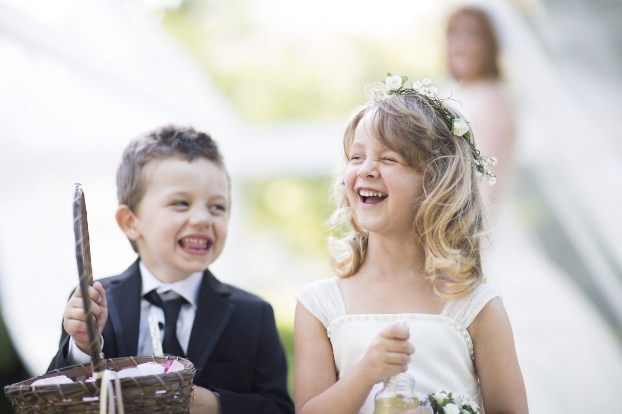 Should Your Wedding Be Child-Friendly or Kid-Free?