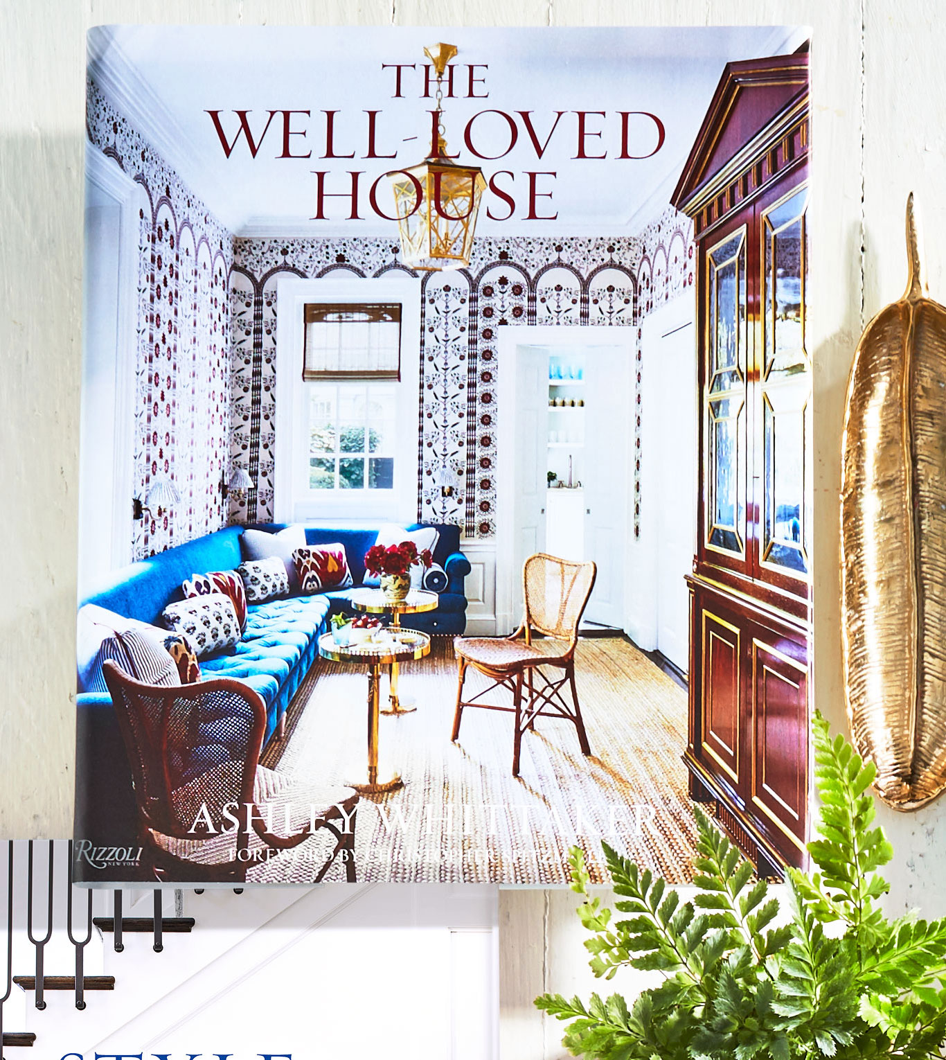 The Well-Loved House: Creating Homes with Color, Comfort, and Drama