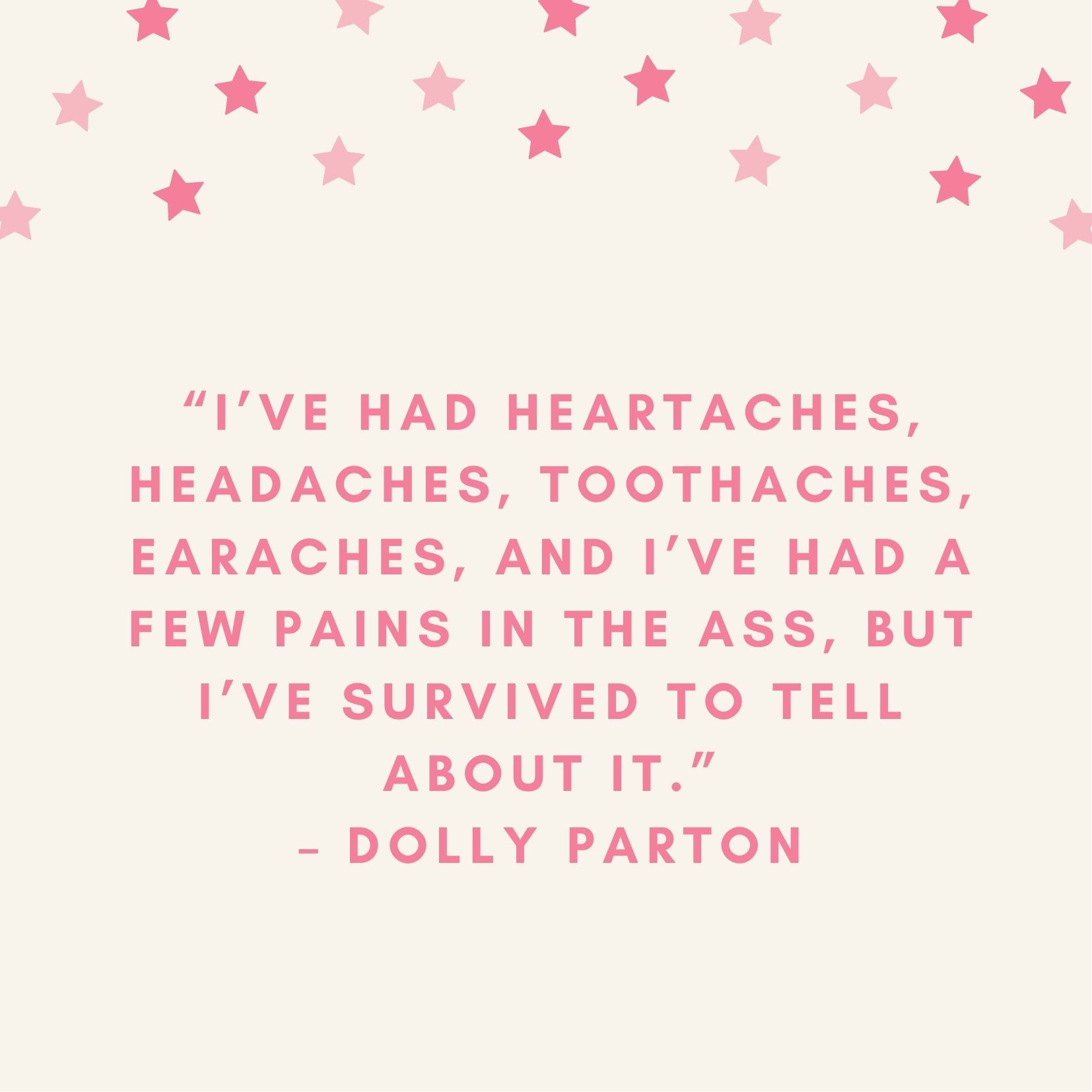 Best Dolly Parton Quotes Sayings