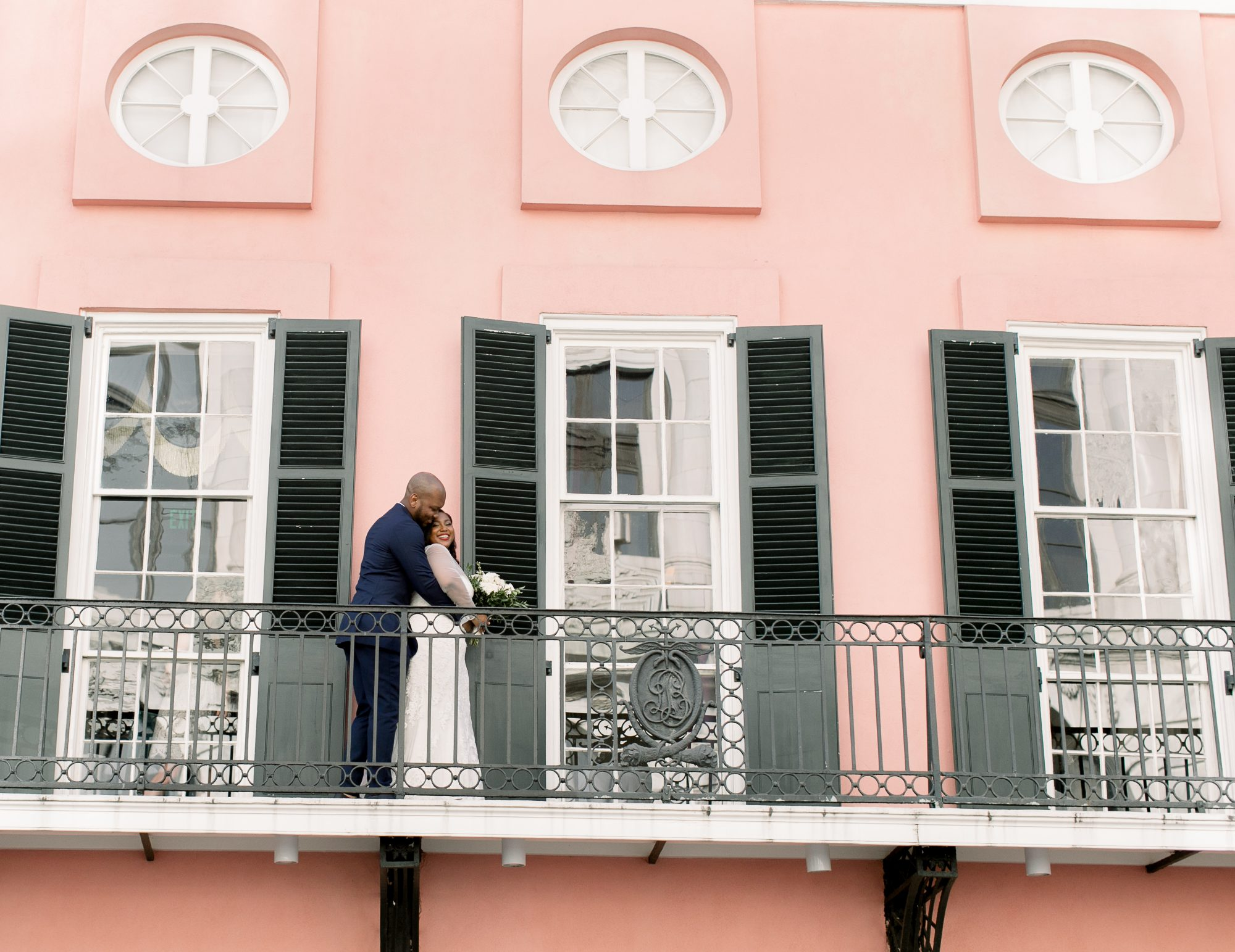 New Orleans Wedding by Theresa Elizabeth Photography