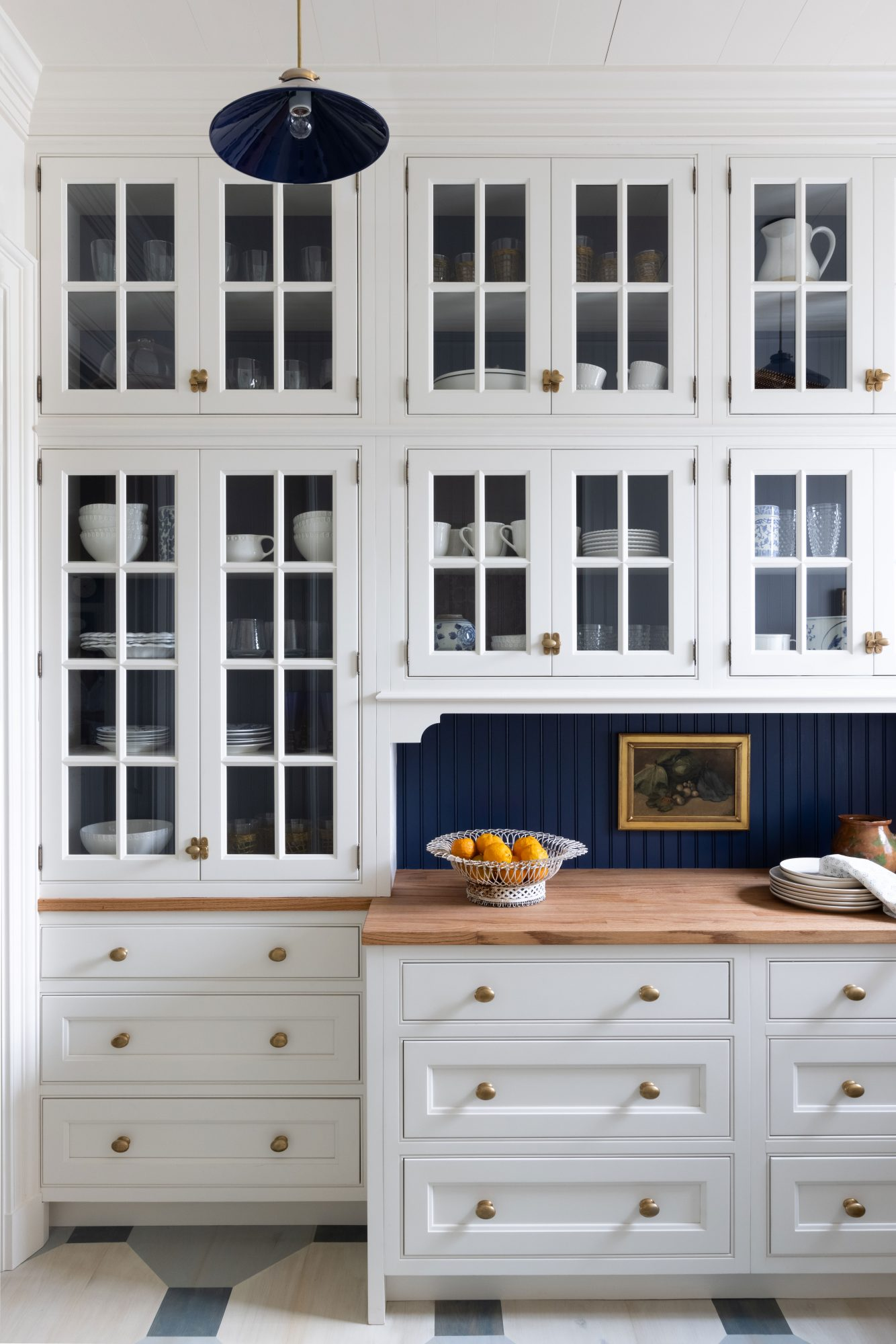 2021 Idea House Scullery Storage