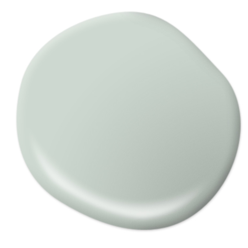Behr 2022 Color of the Year Breezeway
