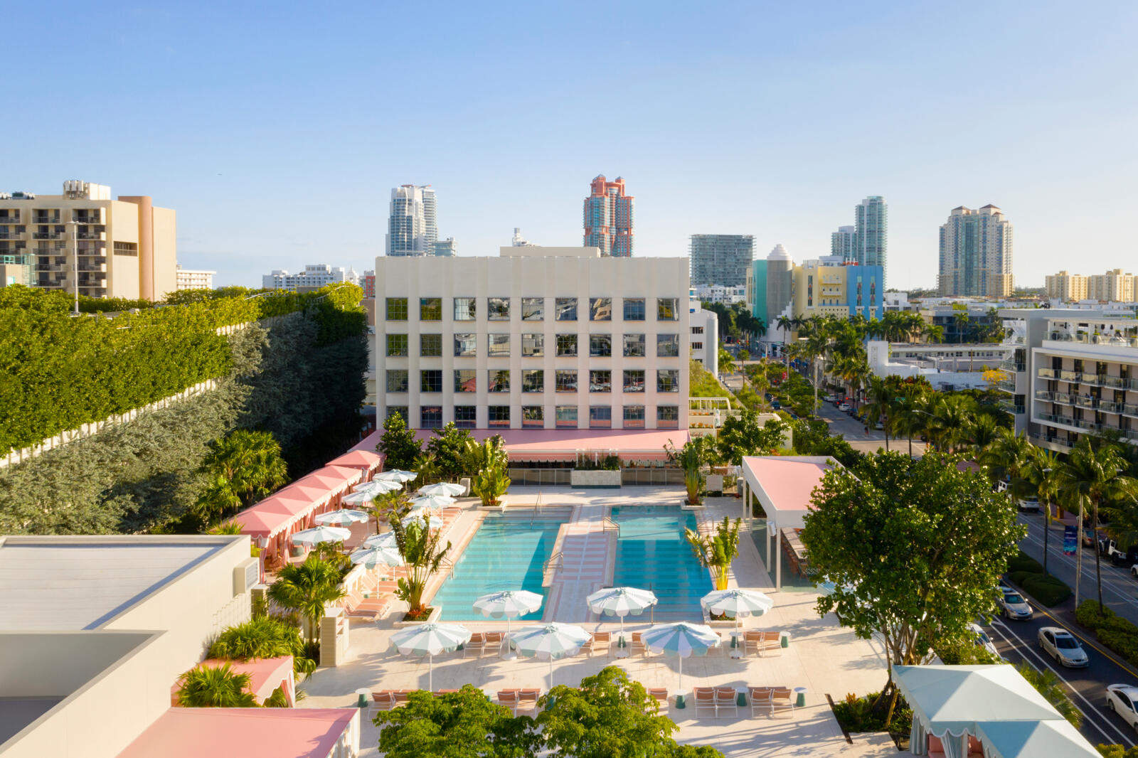 The Goodtime Hotel in South Beach, FL