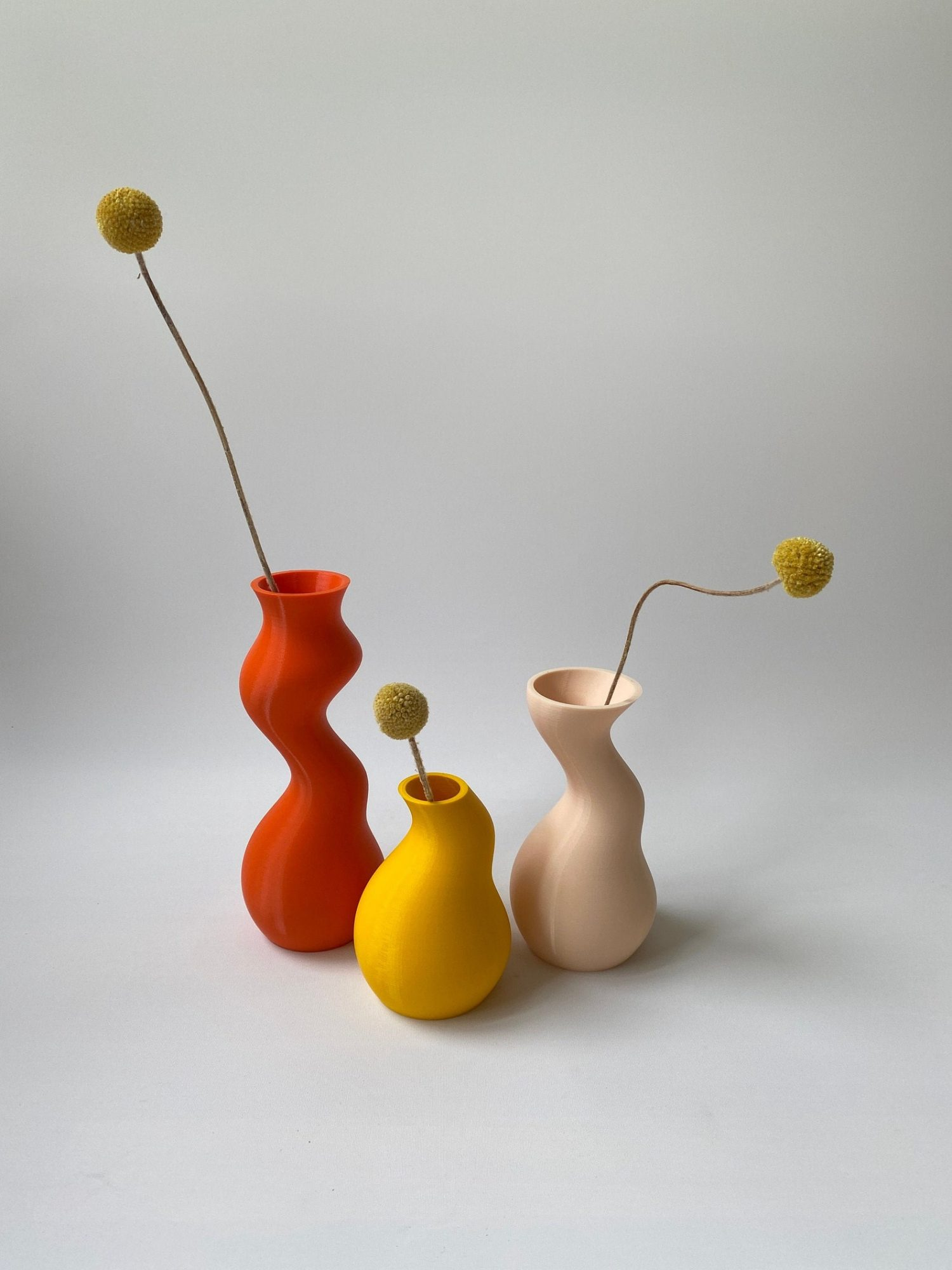 etsy Nong Modern Vase Collection