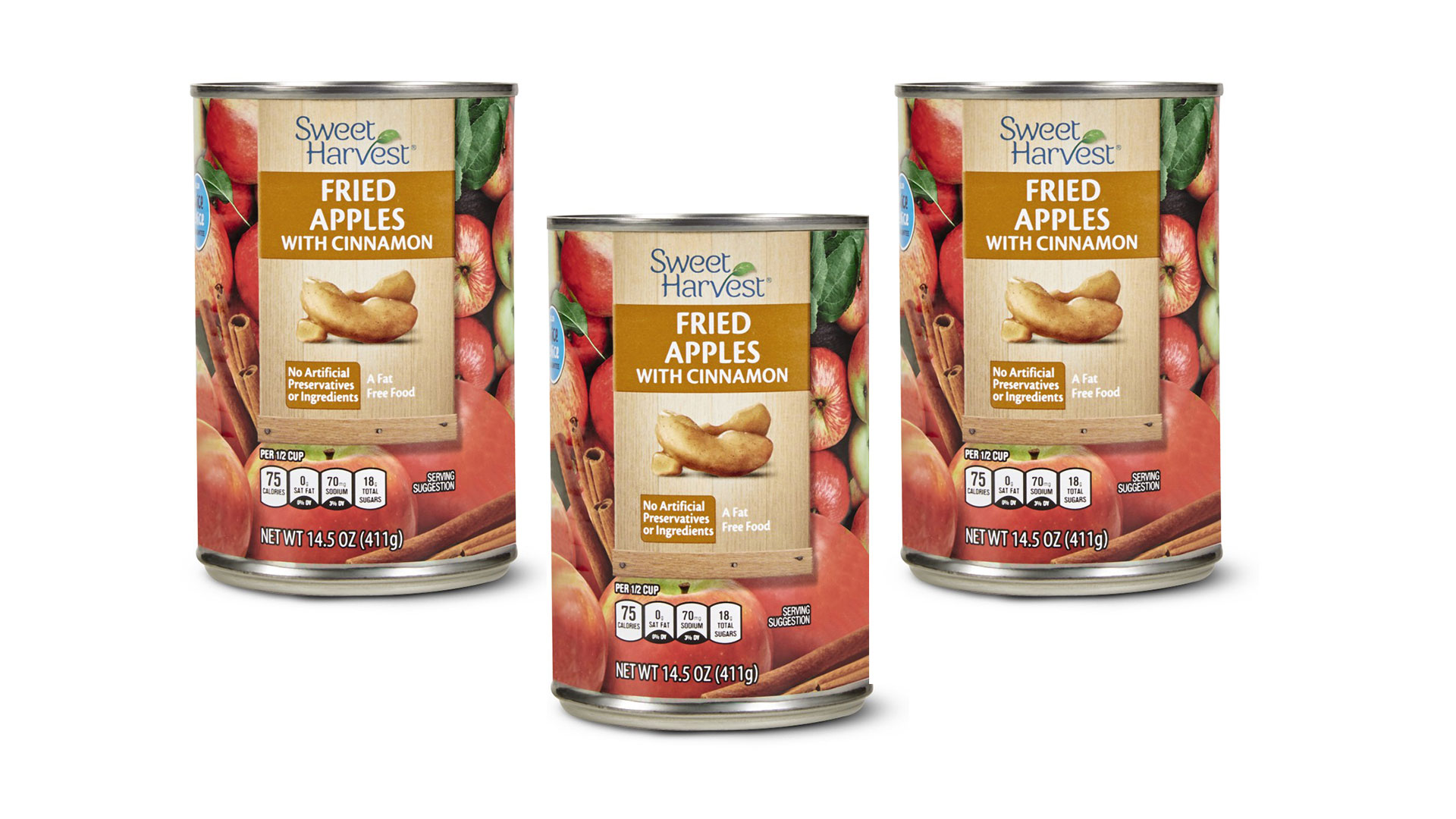 Aldi Canned Fried Apples