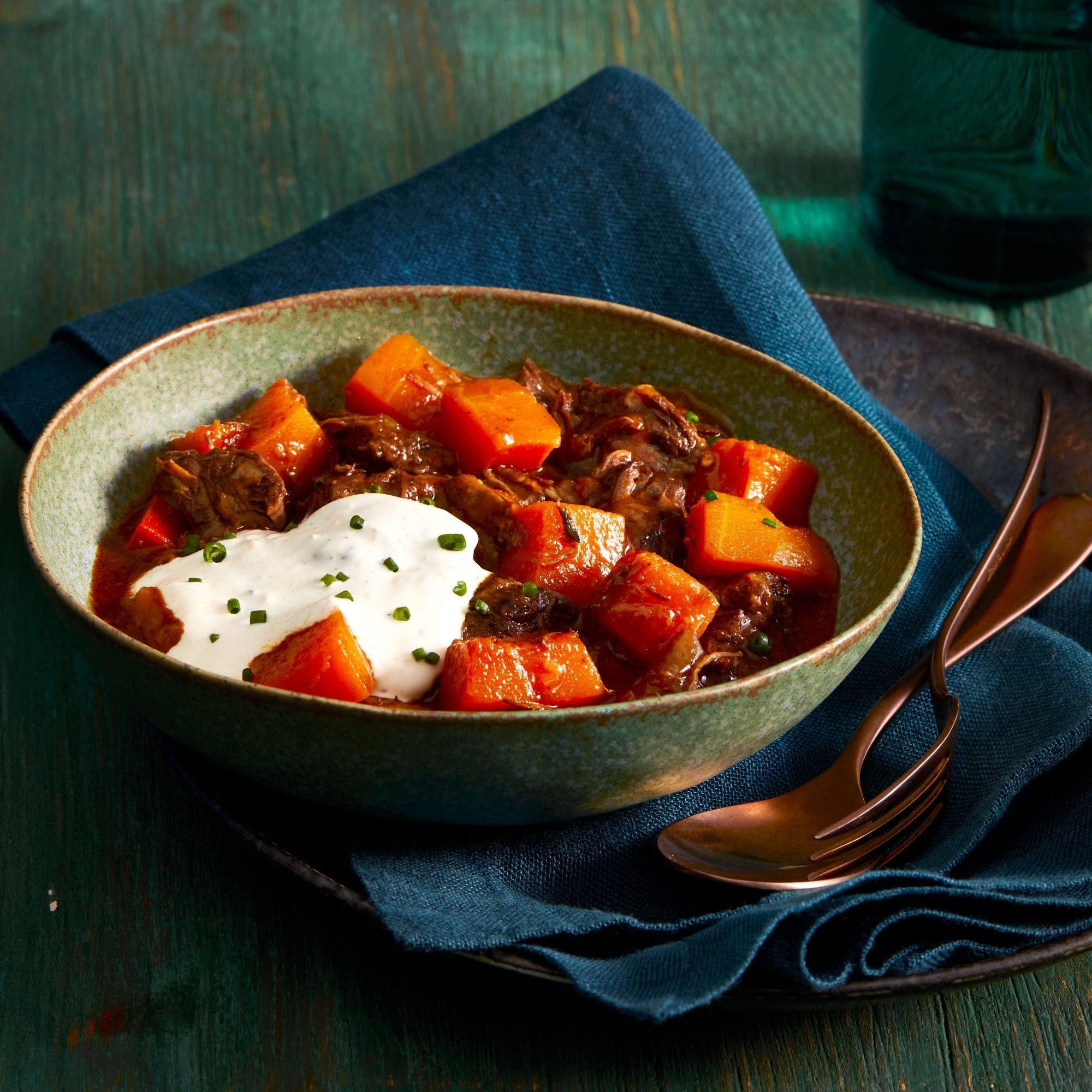 Beef-and-Butternut Stew