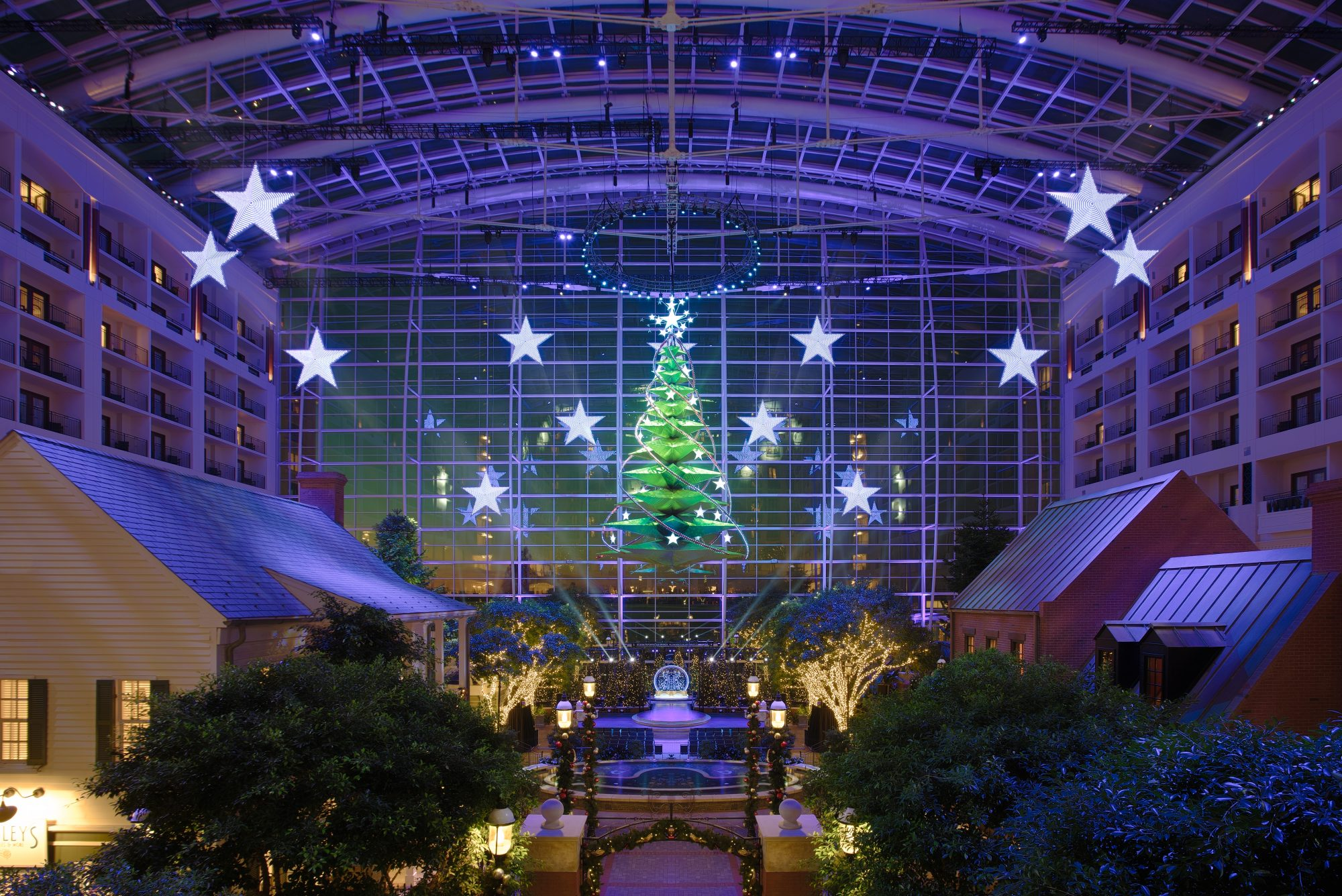 Gaylord National - Decorations