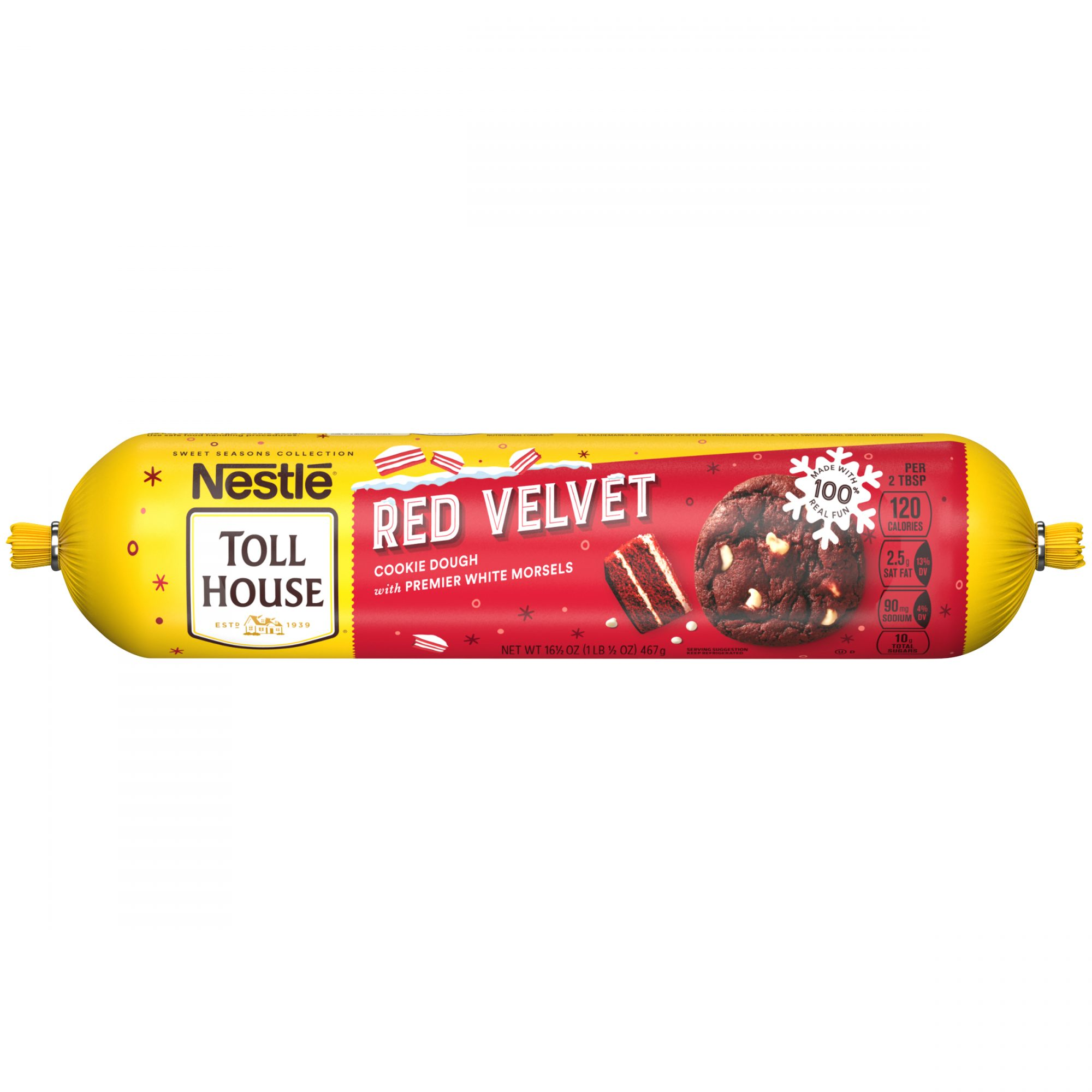 NTH Red Velvet Cookie Dough Product Shot