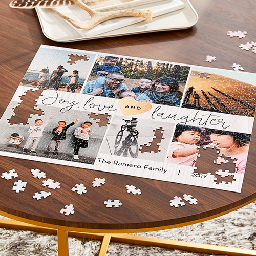 Shutterfly Photo Puzzle