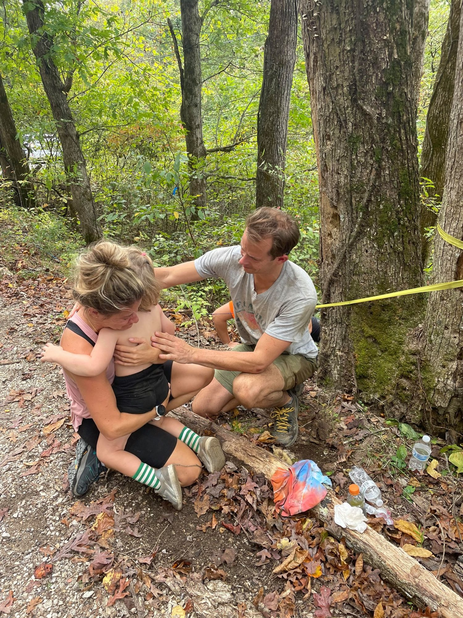 Boy Survives Fall from Cliff in Red River Gorge