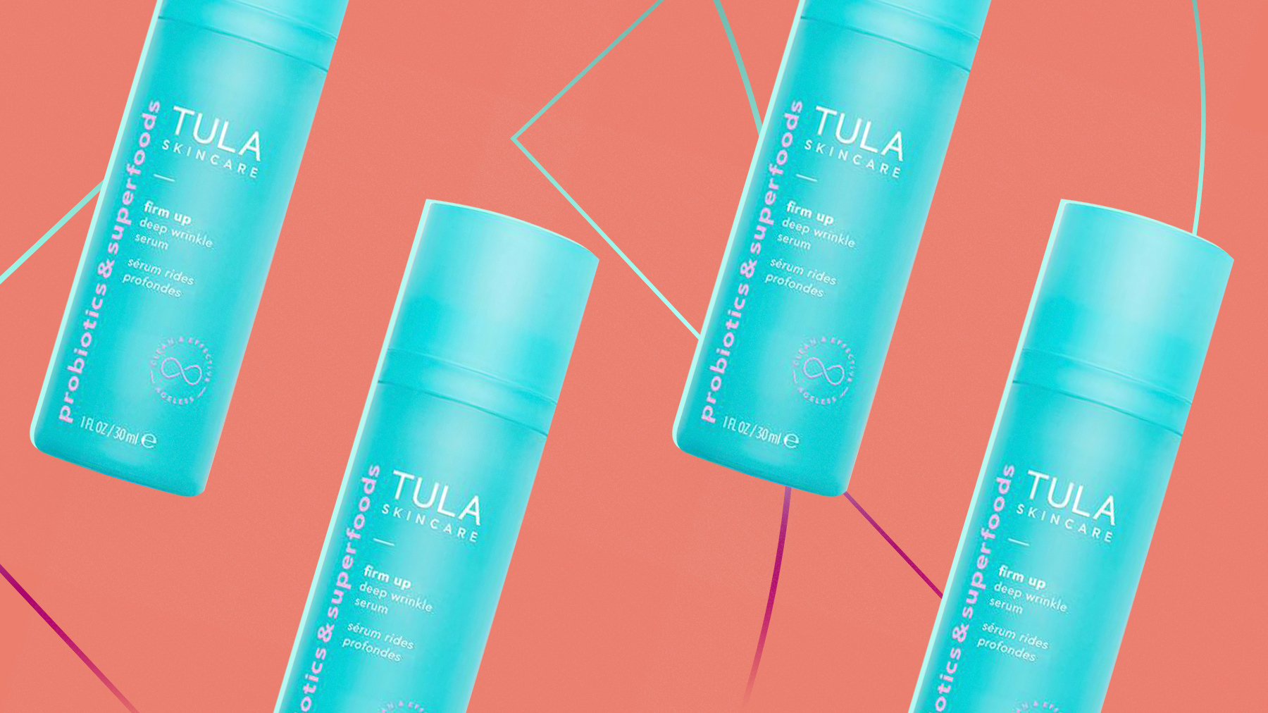"""According to Shoppers, This Serum Smoothes """"Deep Wrinkles"""" Around Their Eyes and Forehead"""